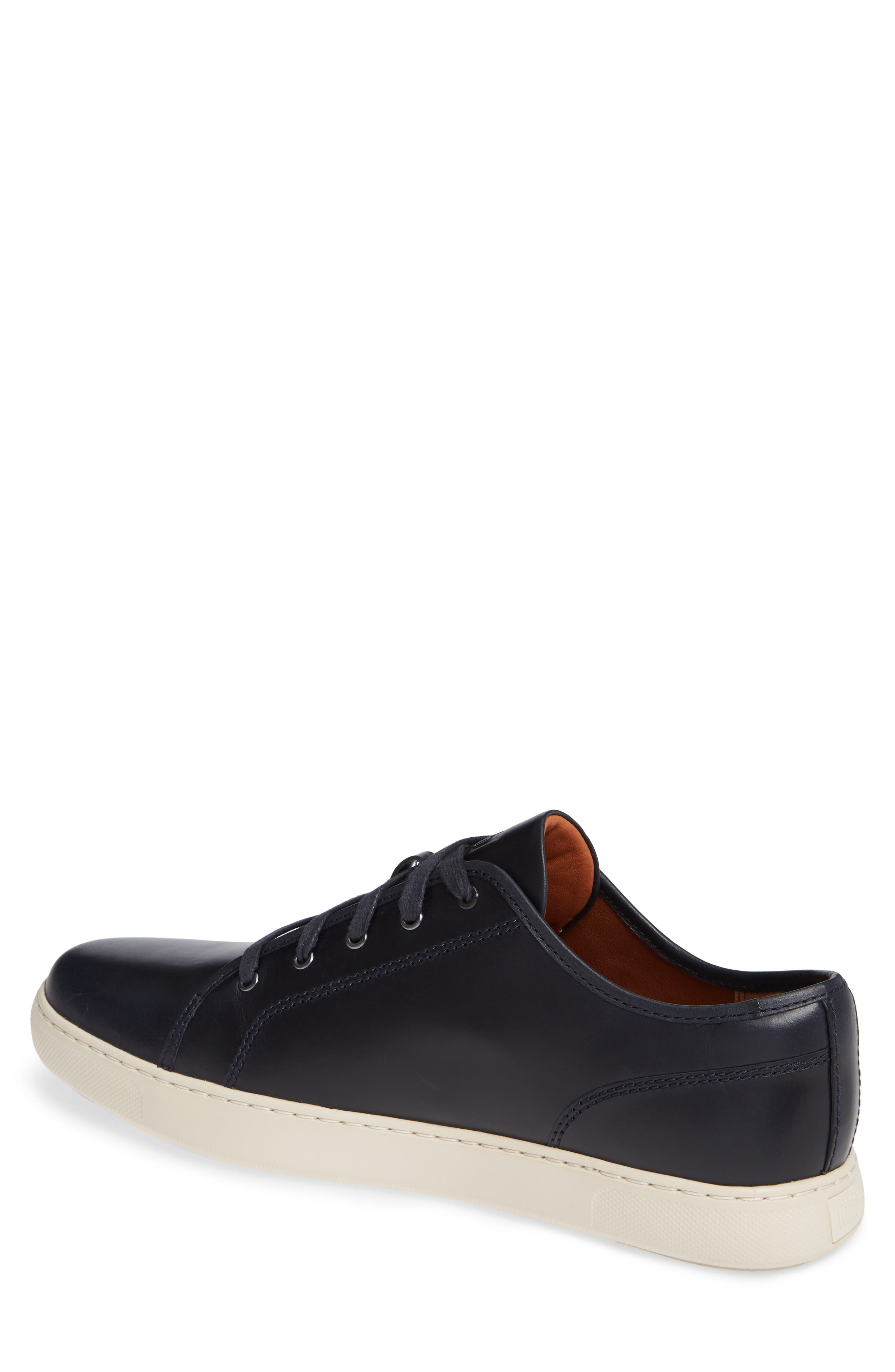 Christophe Low Top Sneaker,                             Alternate thumbnail 2, color,                             411