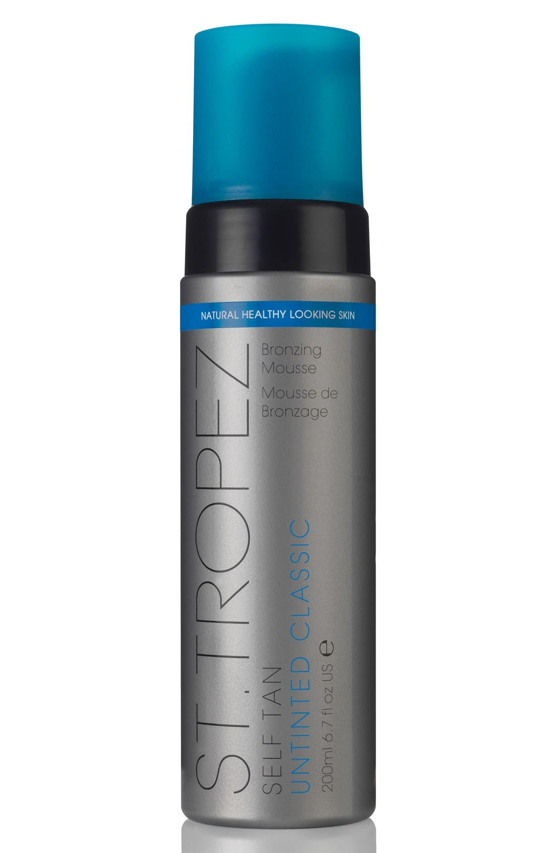 'Self Tan' Untinted Classic Bronzing Mousse,                         Main,                         color, 000