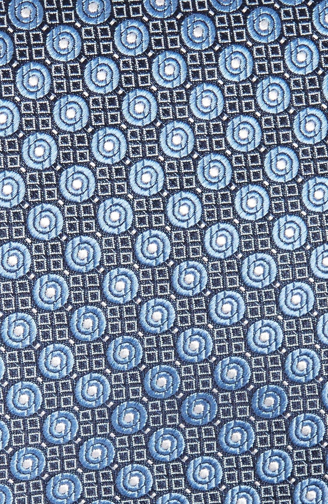 Dot Silk Tie,                             Alternate thumbnail 2, color,                             429