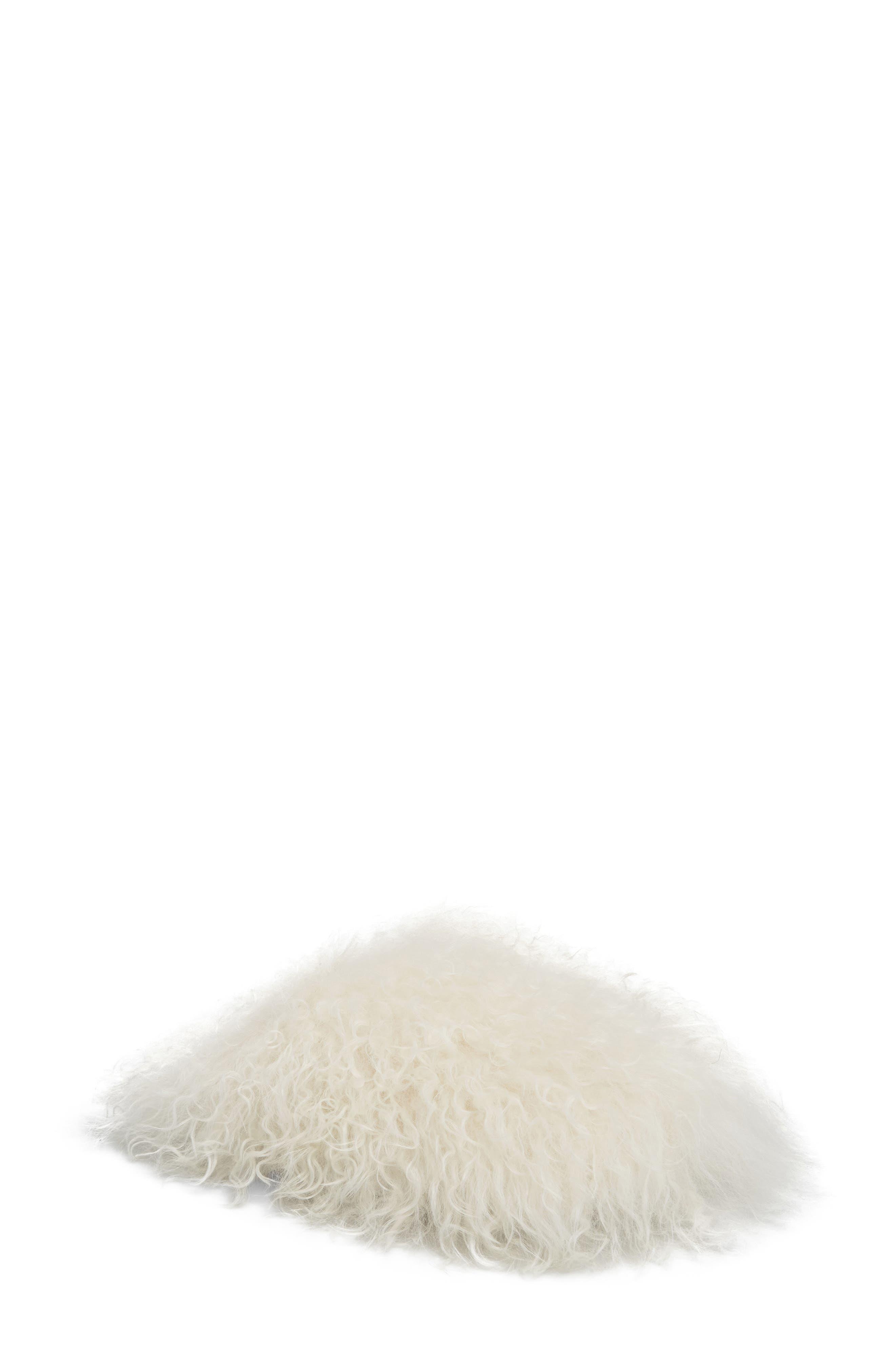 Fluff Momma Genuine Shearling Slipper,                             Main thumbnail 2, color,