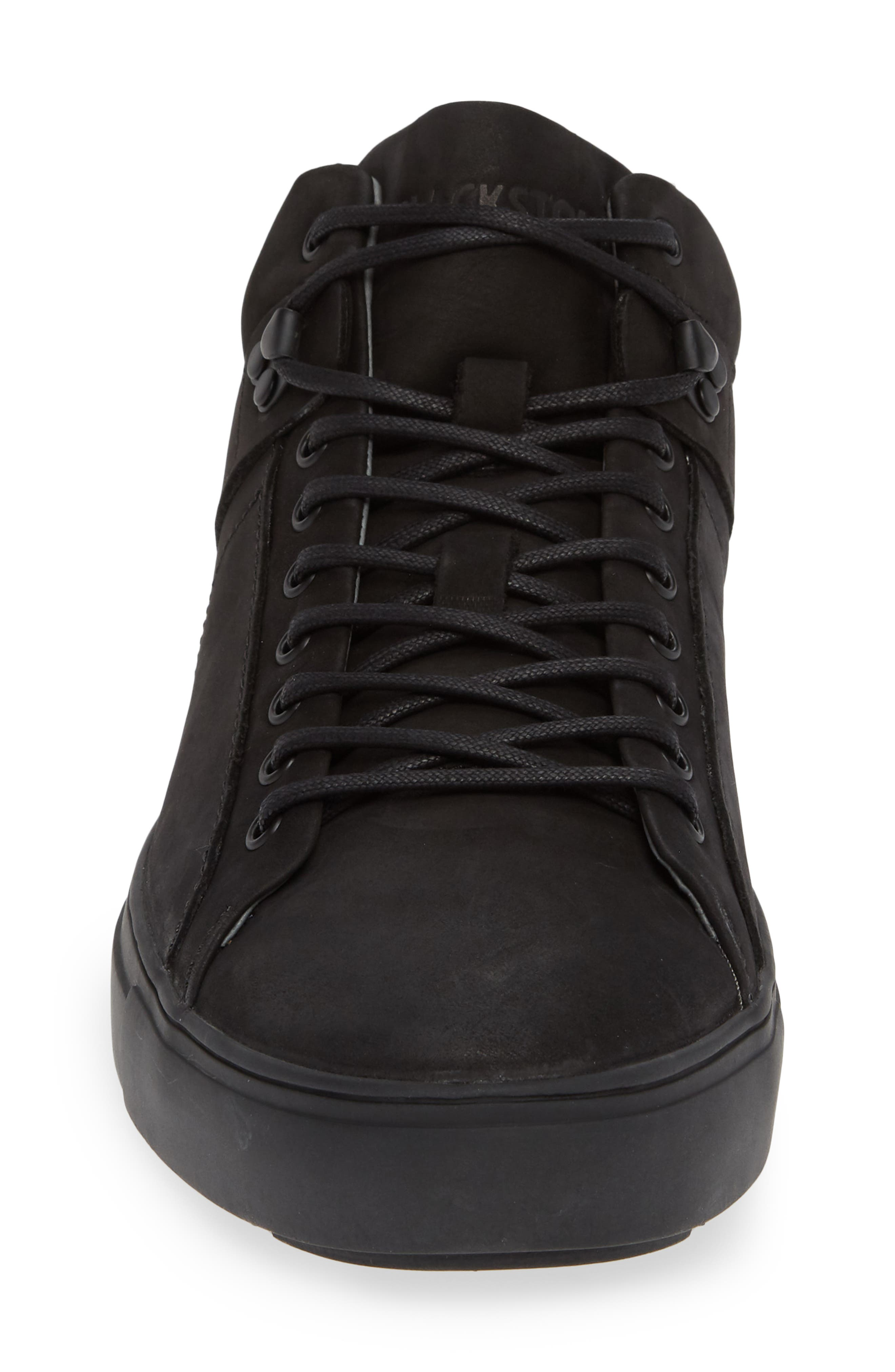 QM87 Sneaker,                             Alternate thumbnail 4, color,                             BLACK