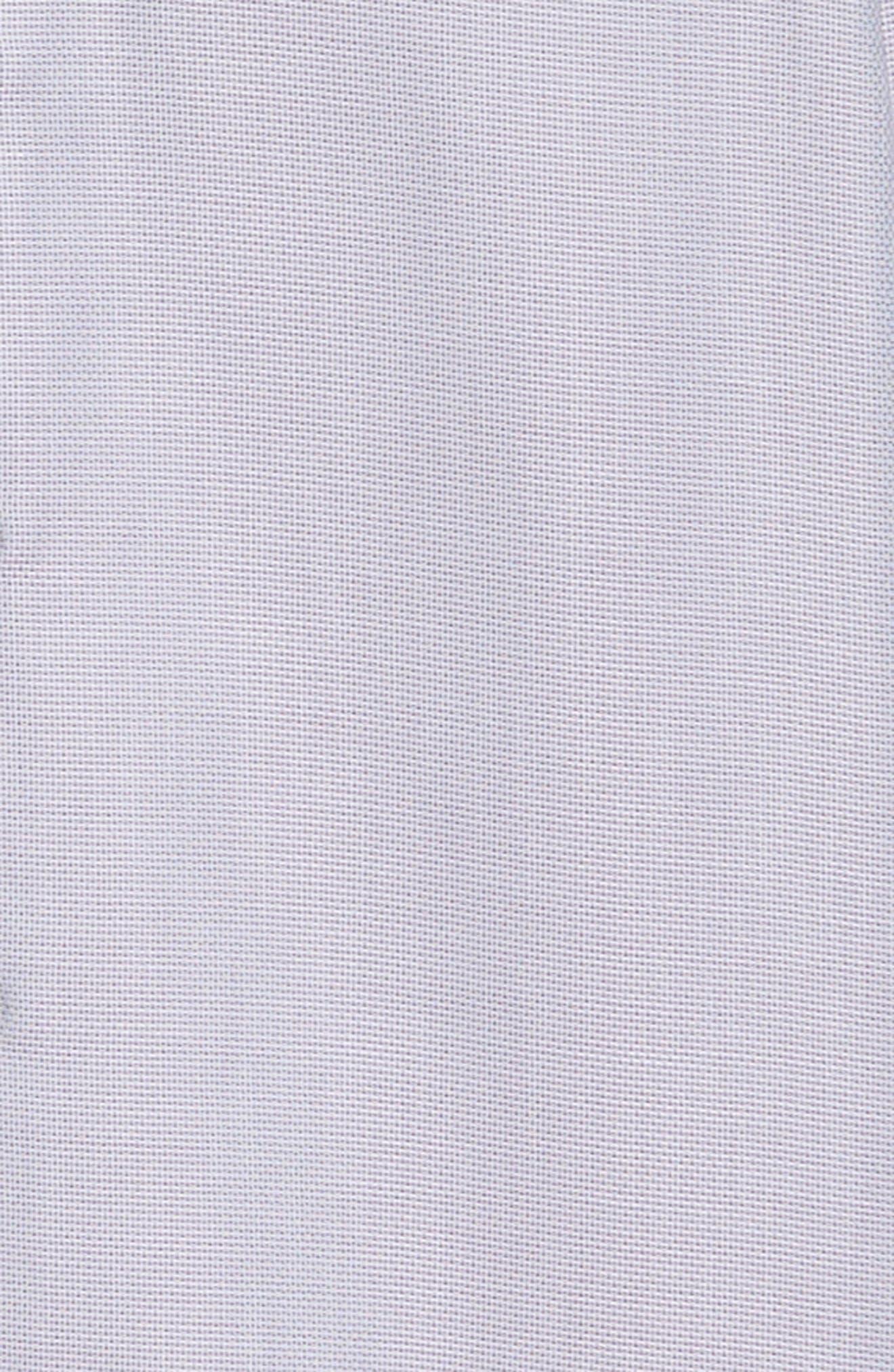 x Nordstrom Jerrin Slim Fit Solid Dress Shirt,                             Alternate thumbnail 6, color,                             LAVENDER