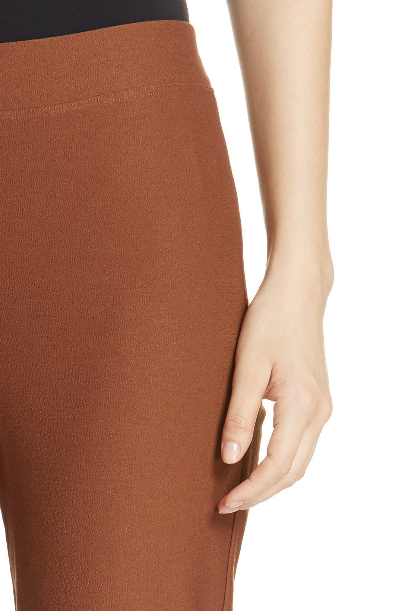 Stretch Crepe Slim Ankle Pants,                             Alternate thumbnail 72, color,