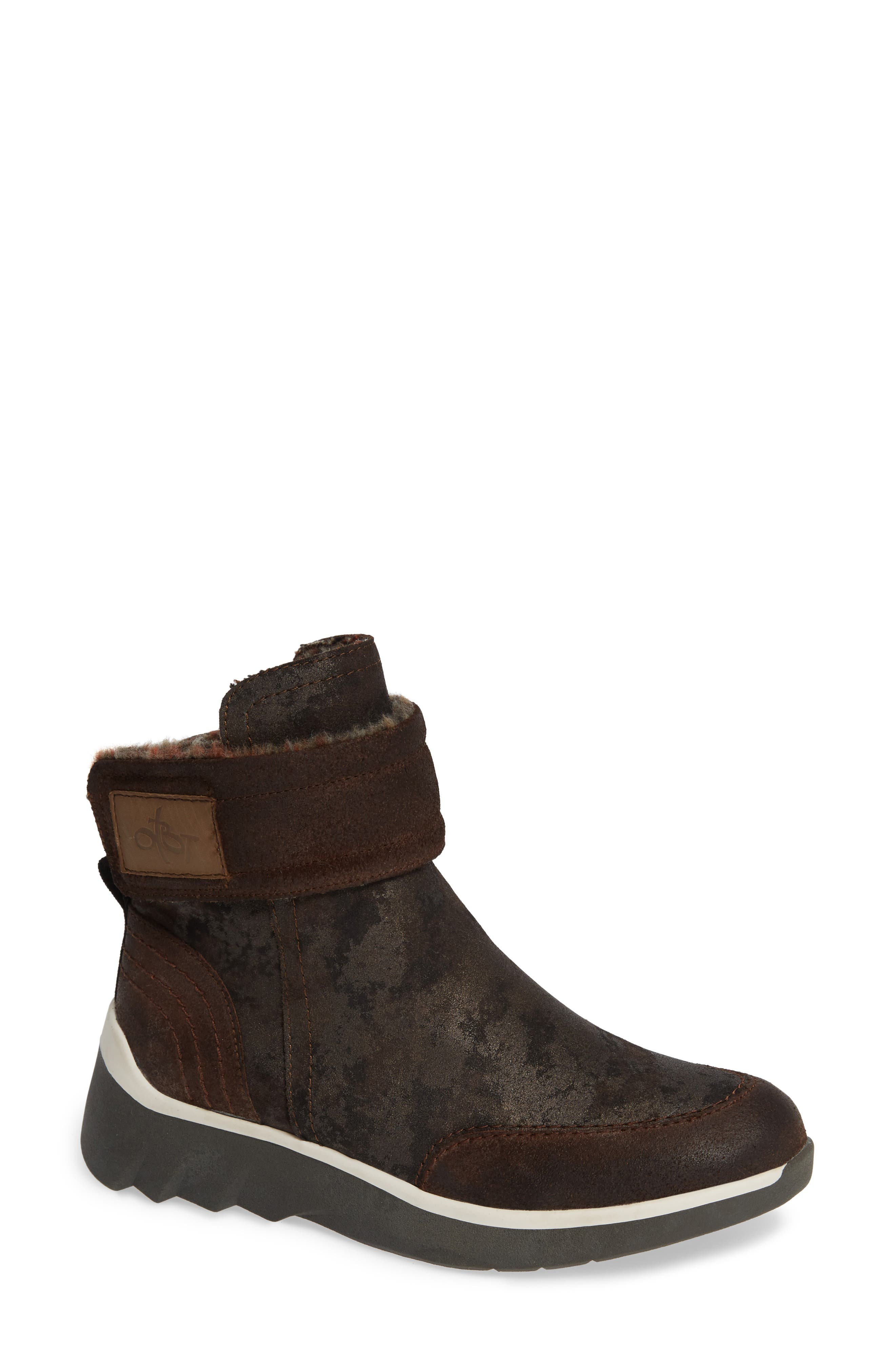 Otbt Outing Bootie, Brown