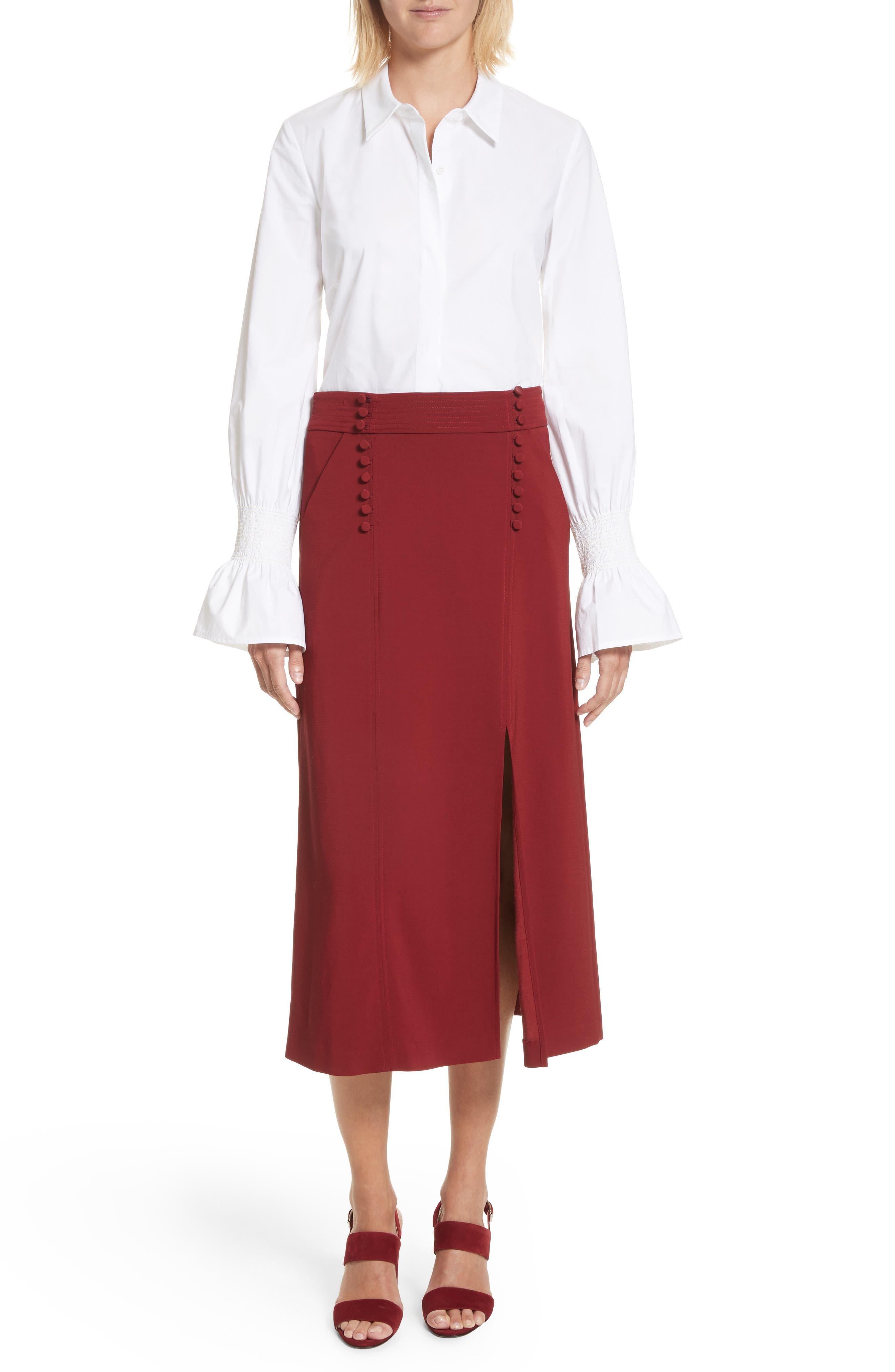 Sydney Skirt,                             Alternate thumbnail 6, color,