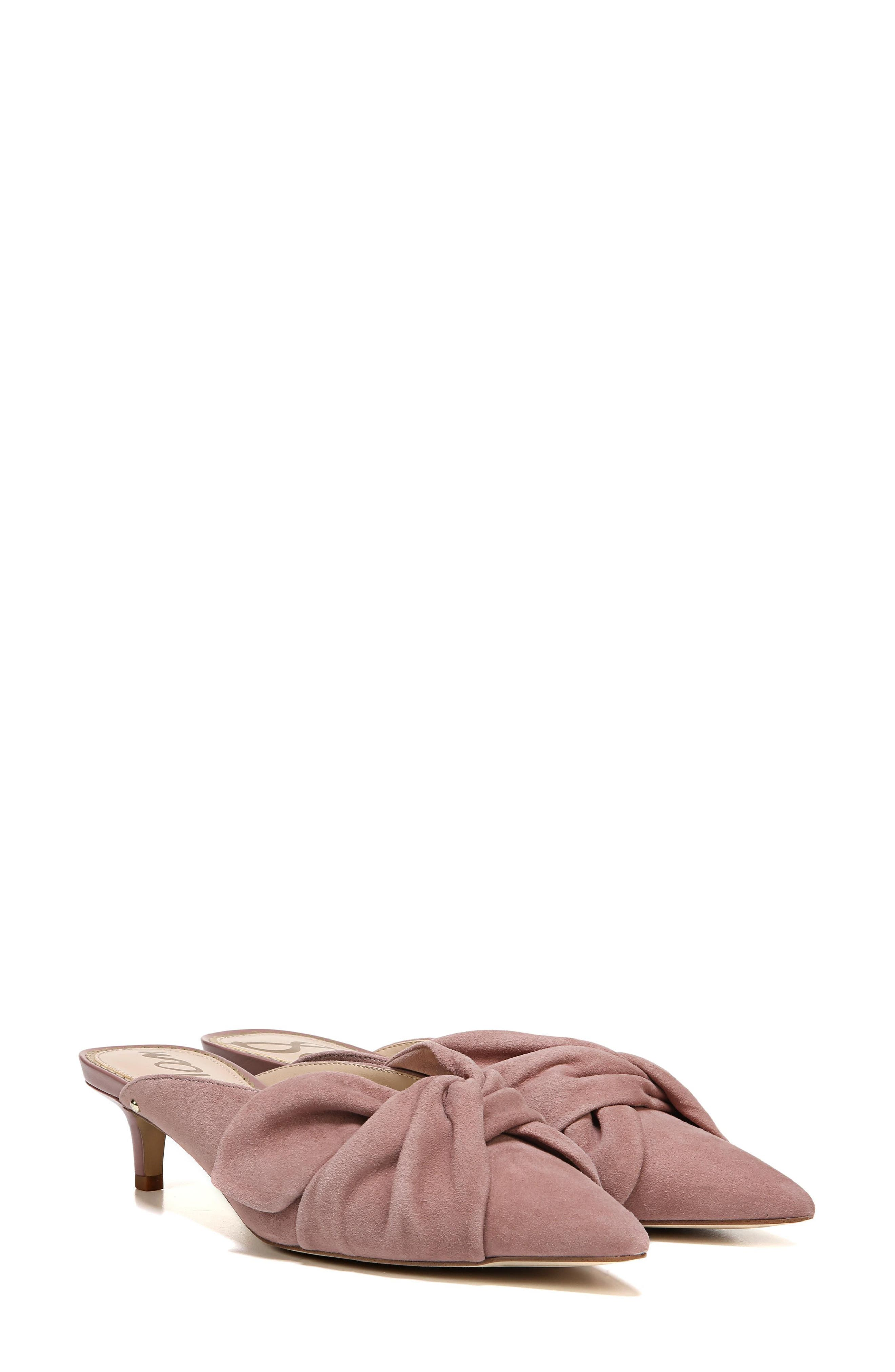 Laney Pointy Toe Mule,                             Main thumbnail 5, color,
