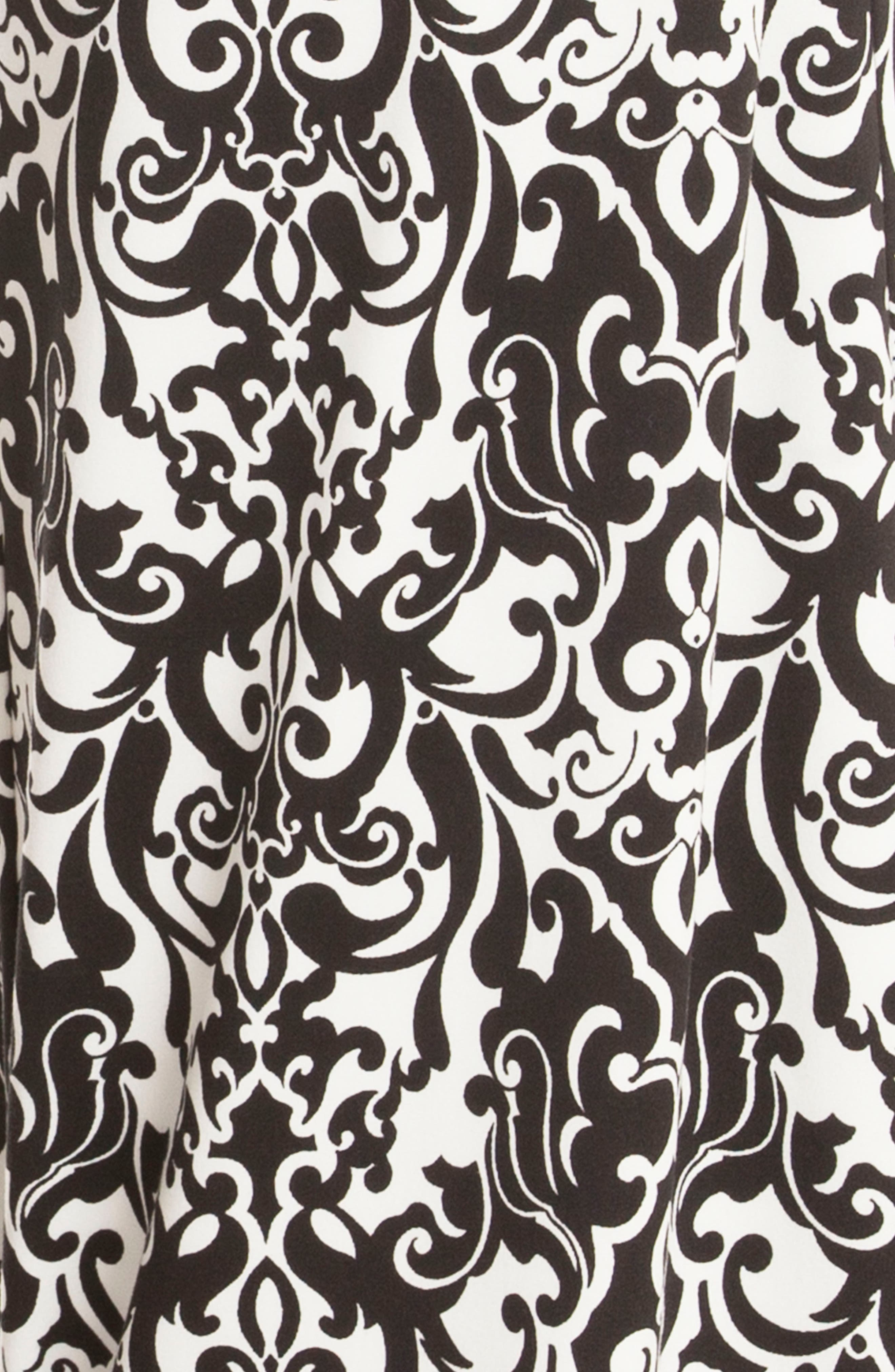 Konya Pajama Pants,                             Alternate thumbnail 4, color,                             001
