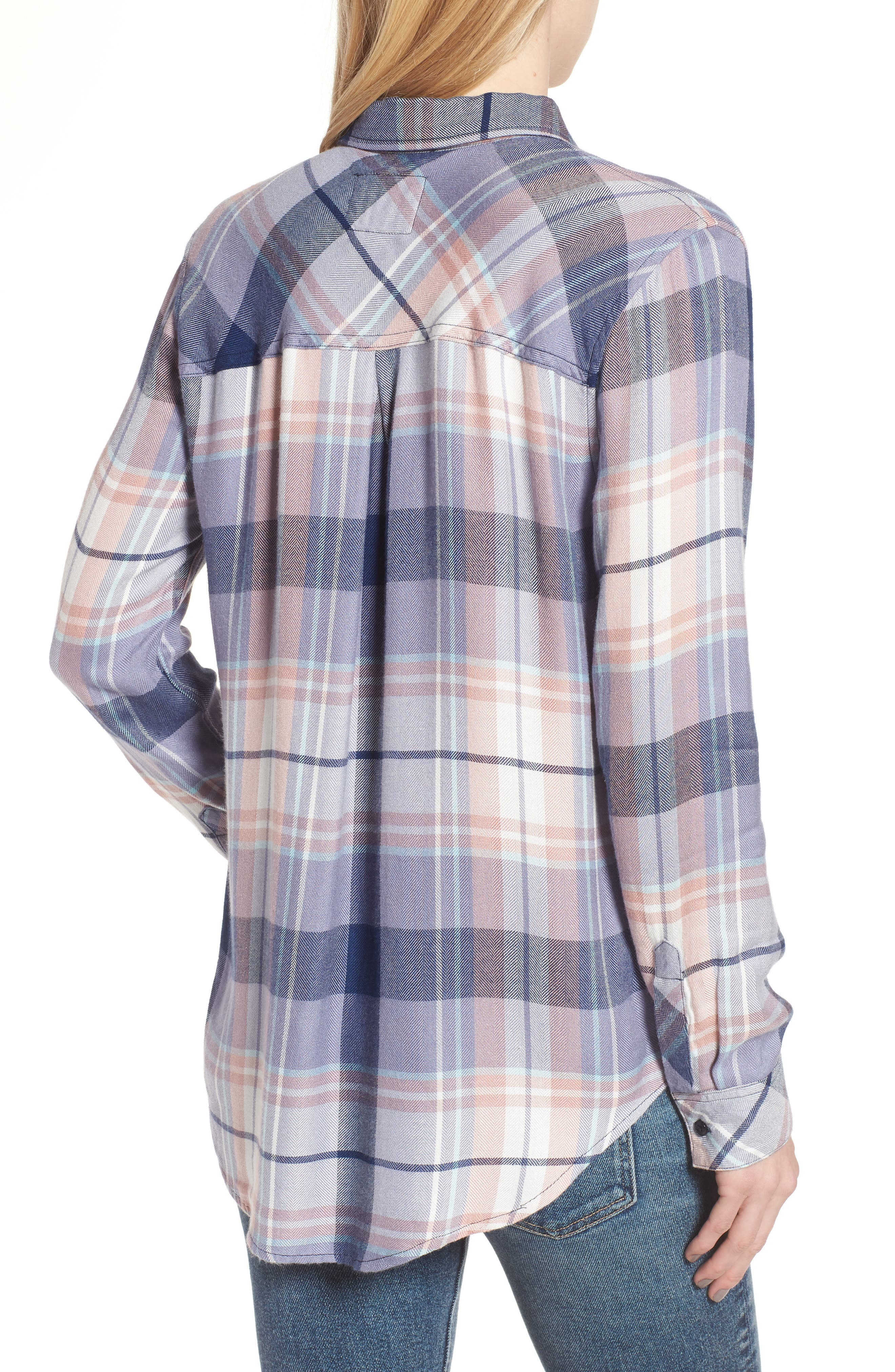 Hunter Plaid Shirt,                             Alternate thumbnail 204, color,