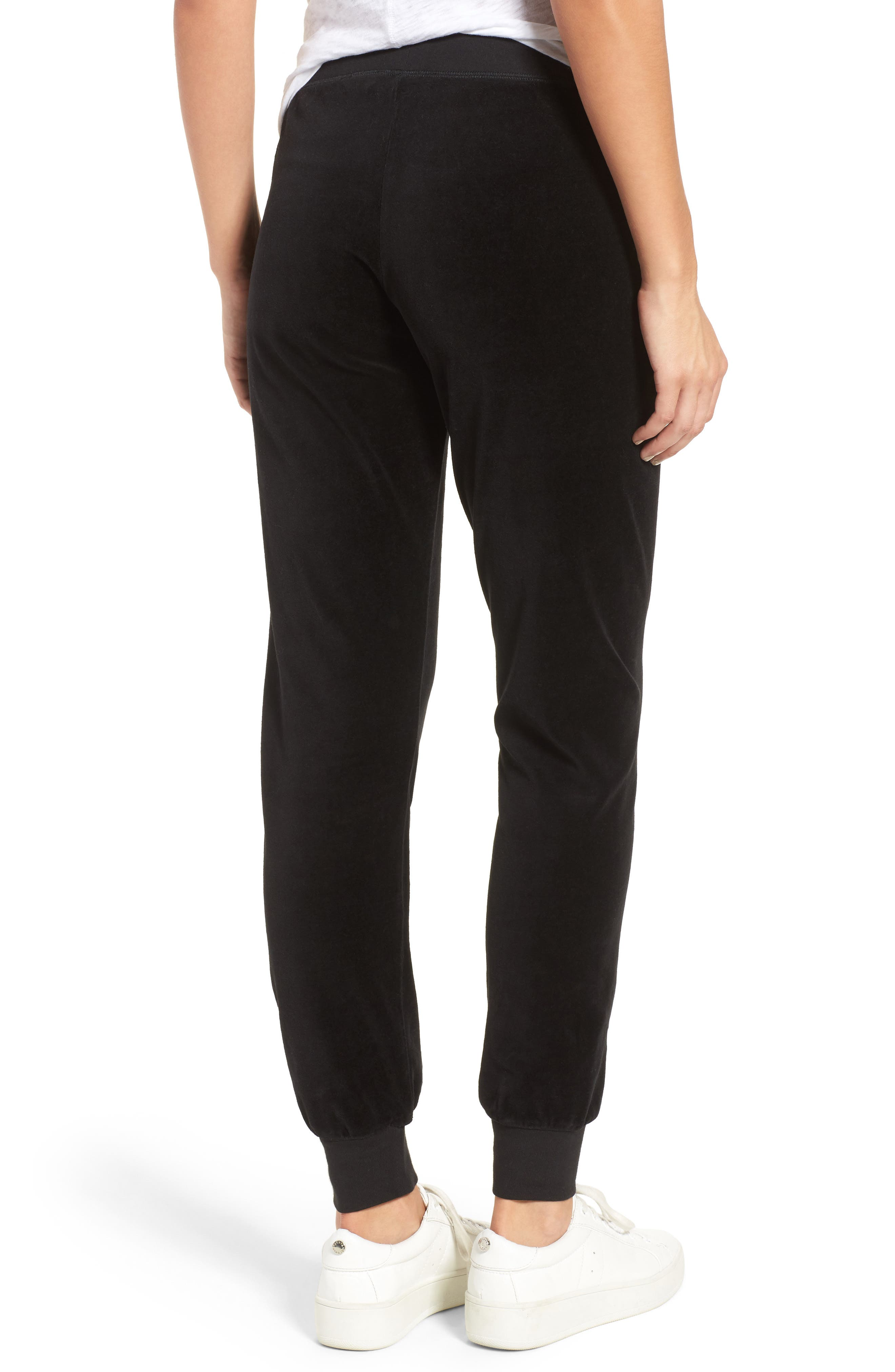 Zuma Microterry Track Pants,                             Alternate thumbnail 6, color,
