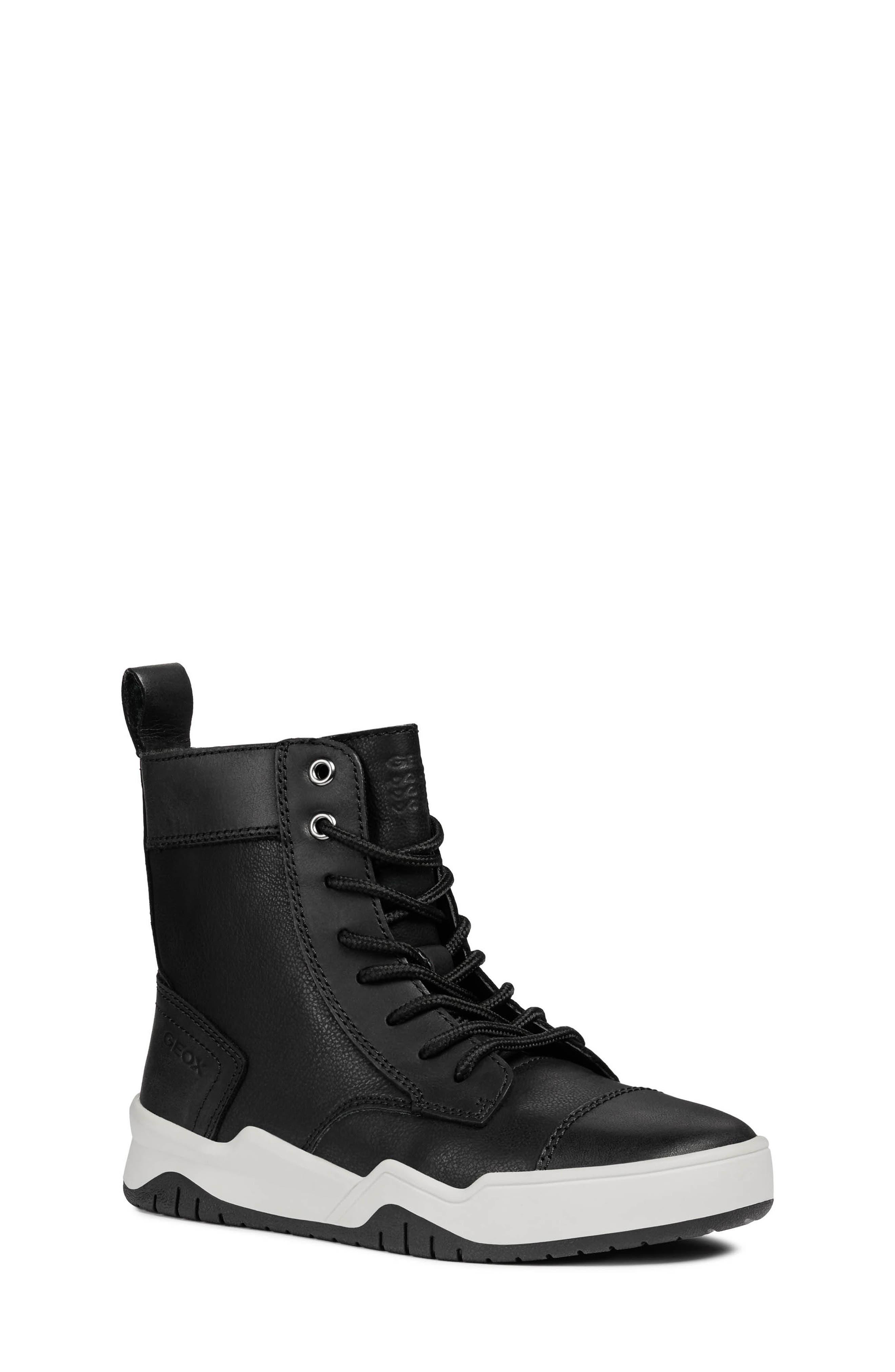 Perth Boot,                             Main thumbnail 1, color,                             BLACK