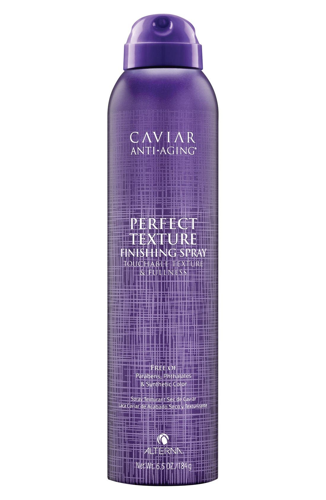 Caviar Anti-Aging Perfect Texture Finishing Spray,                             Main thumbnail 1, color,
