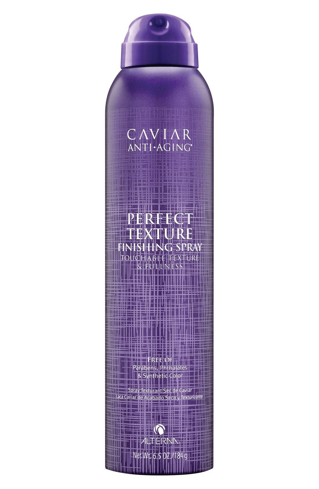 Caviar Anti-Aging Perfect Texture Finishing Spray,                         Main,                         color,
