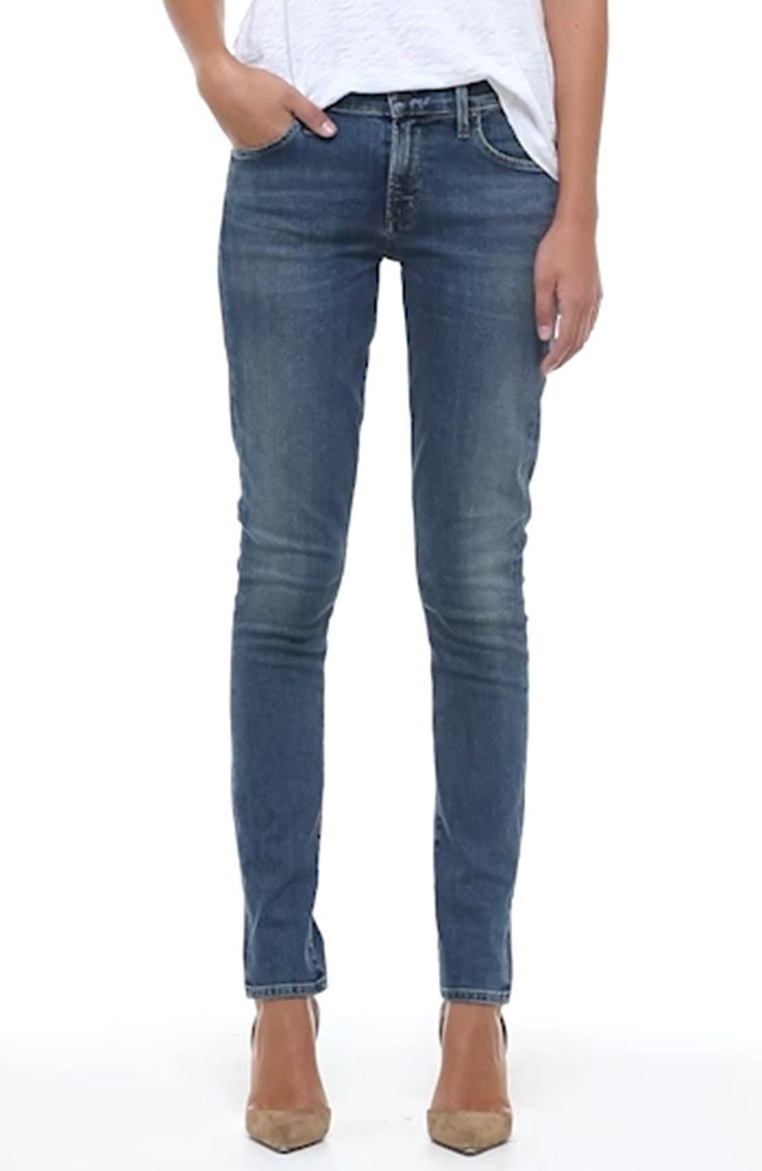 Skinny Jeans,                             Alternate thumbnail 10, color,                             400