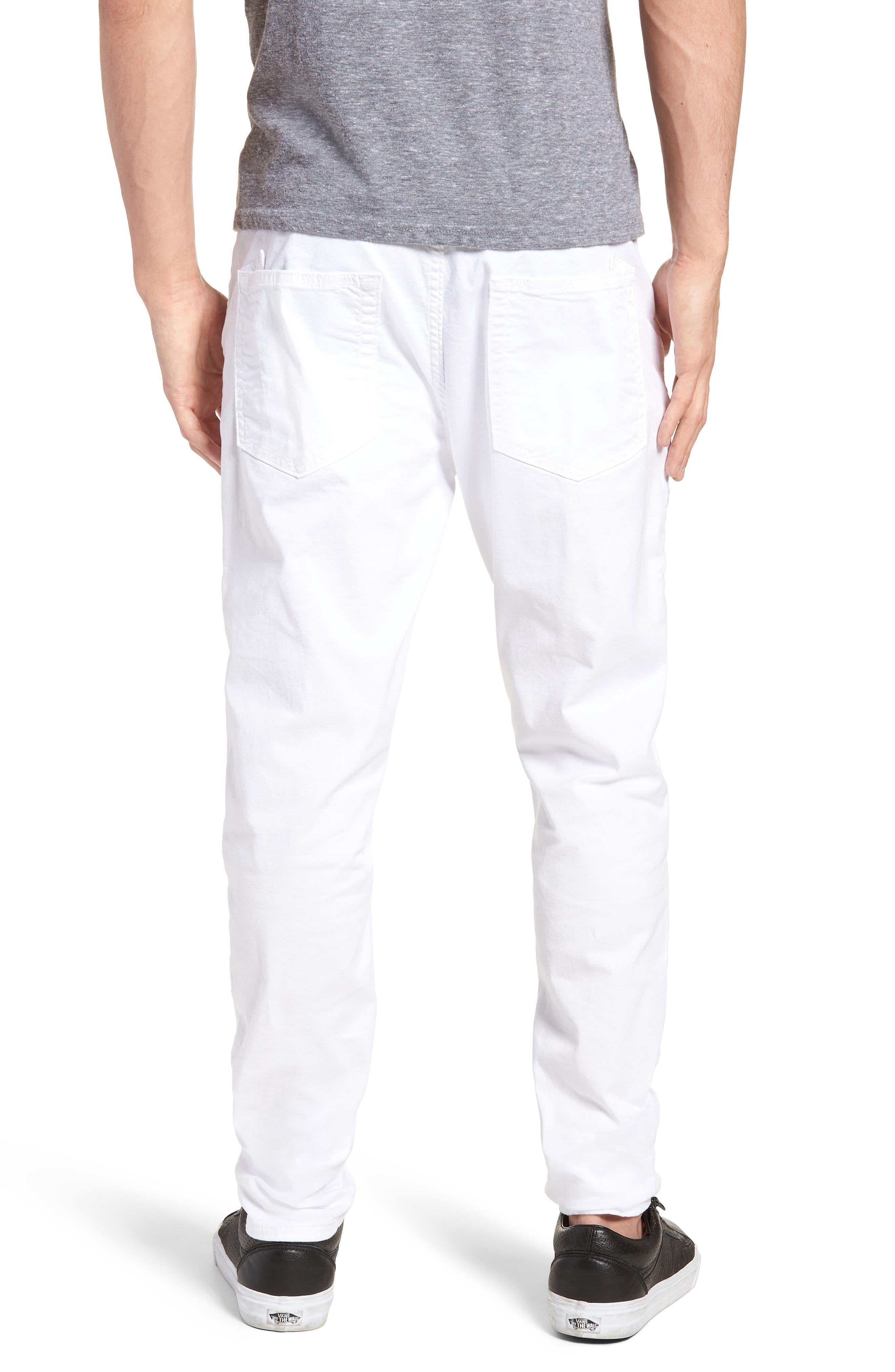 Windsor Slim Fit Jeans,                             Alternate thumbnail 2, color,                             SKELETON