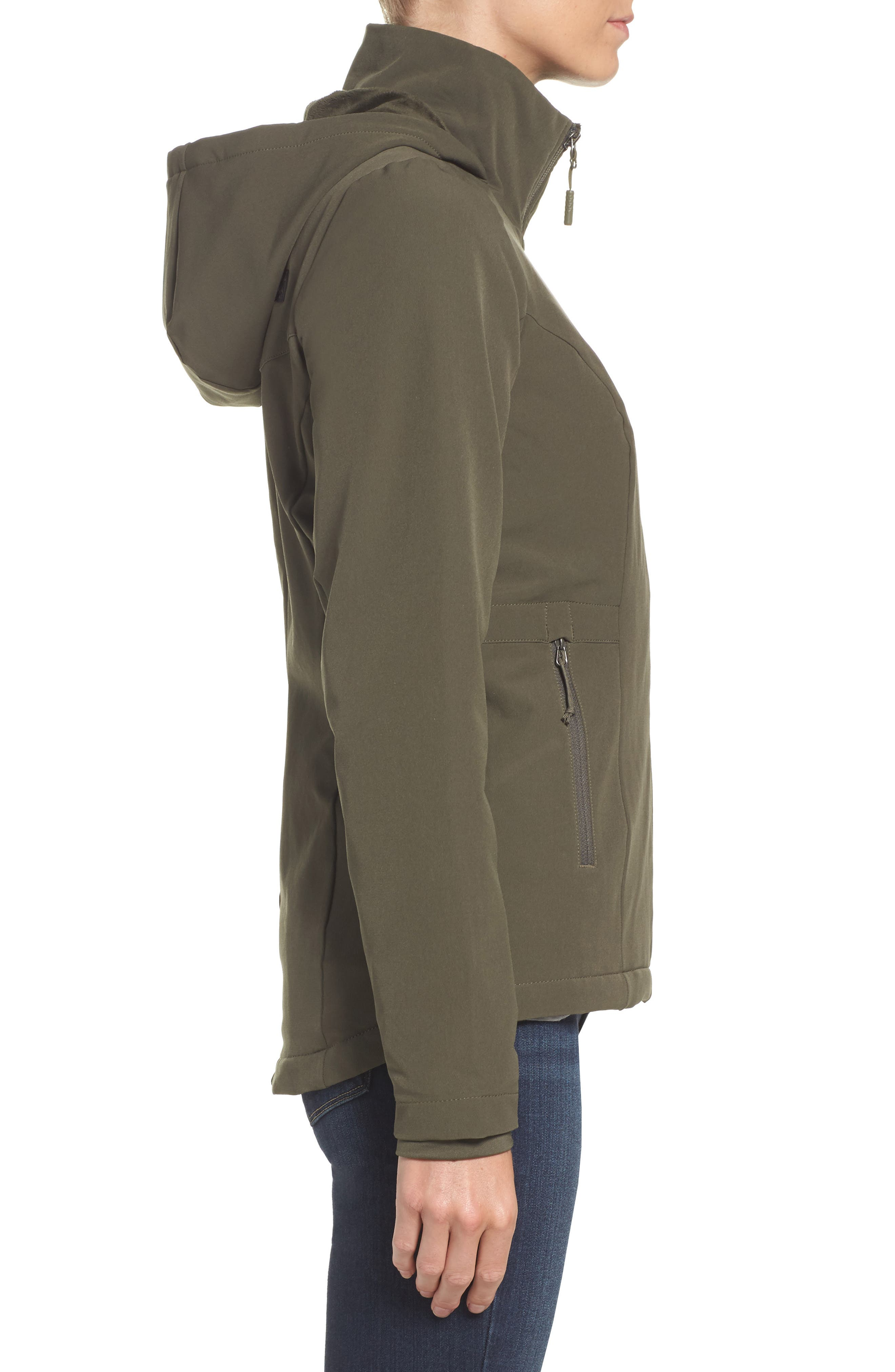 'Shelbe Raschel' Softshell Jacket,                             Alternate thumbnail 10, color,