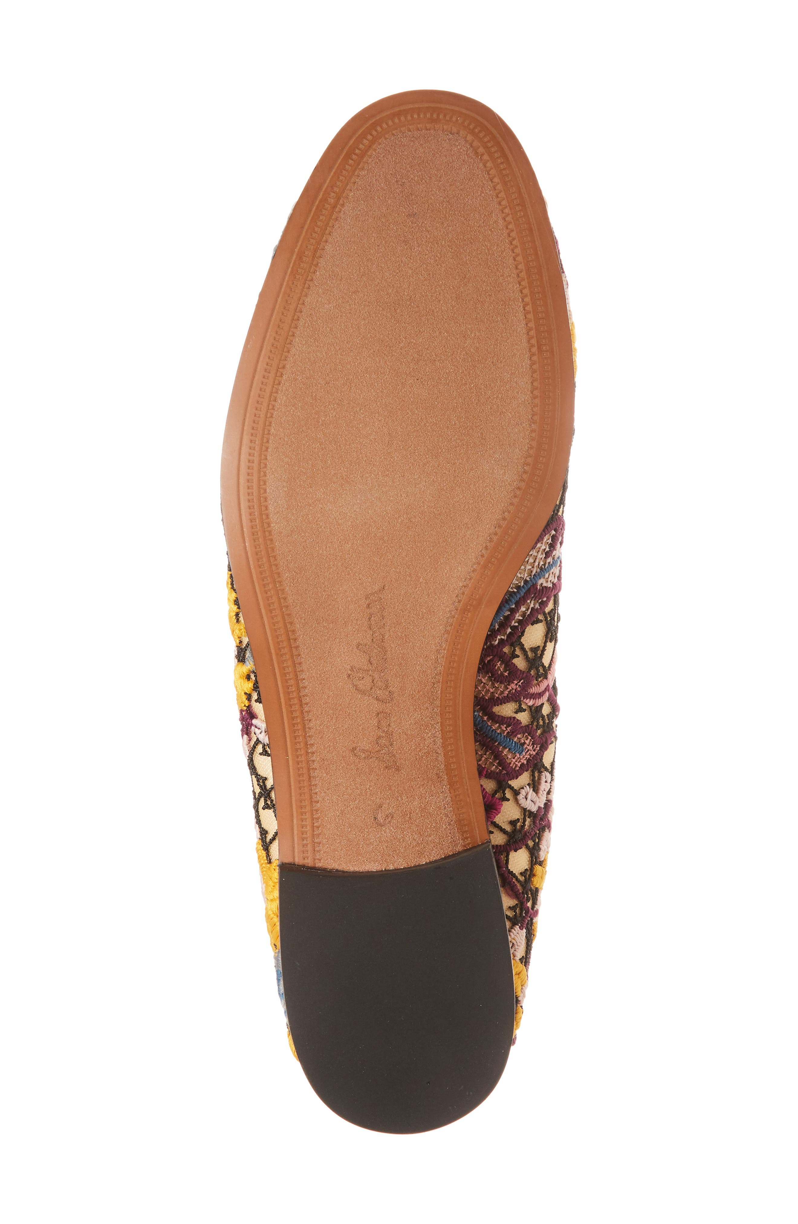 Lior Loafer,                             Alternate thumbnail 6, color,                             BRIGHT MULTI FLORAL LACE