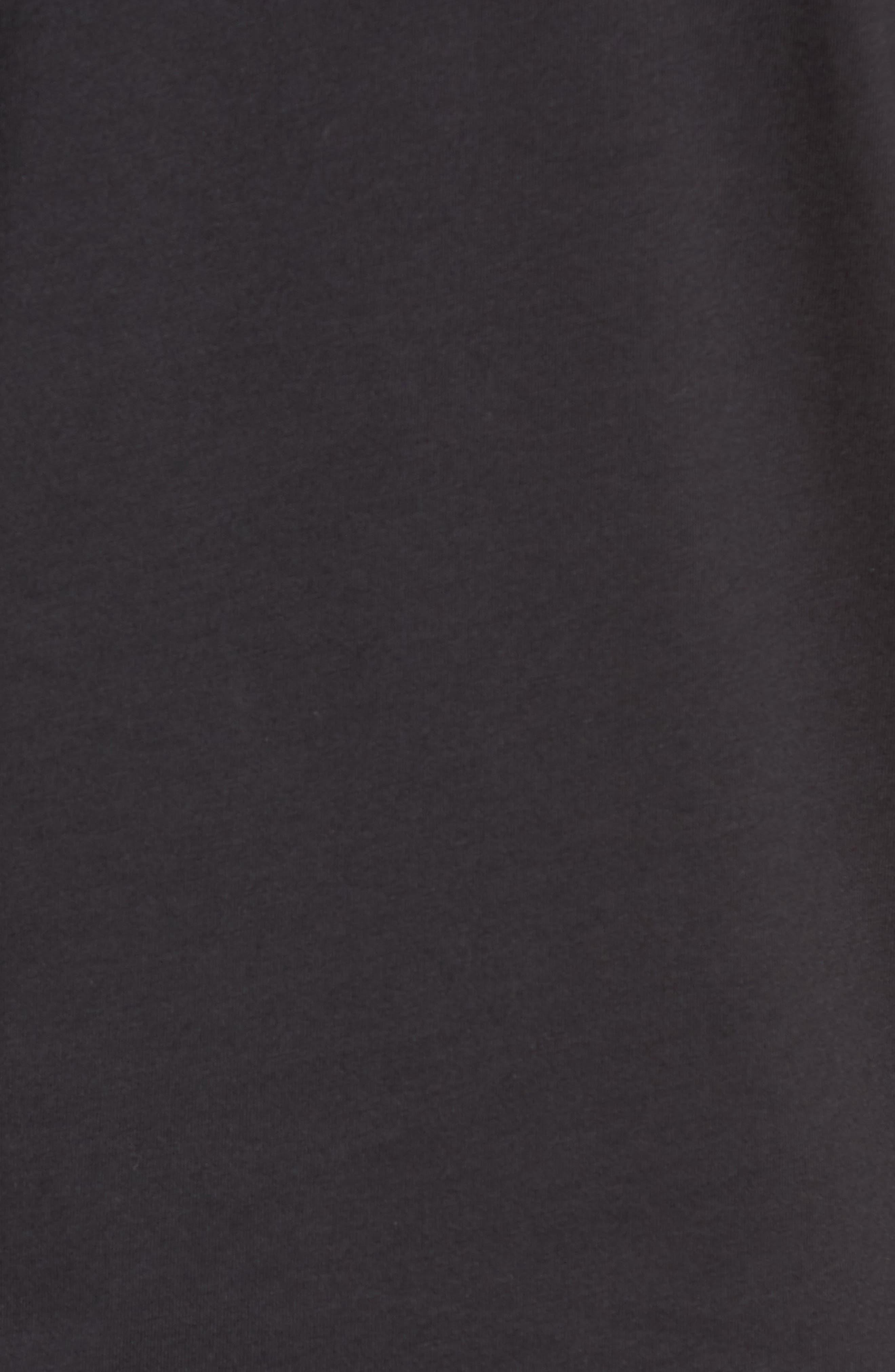 Mercer Jersey T-Shirt,                             Alternate thumbnail 5, color,                             001