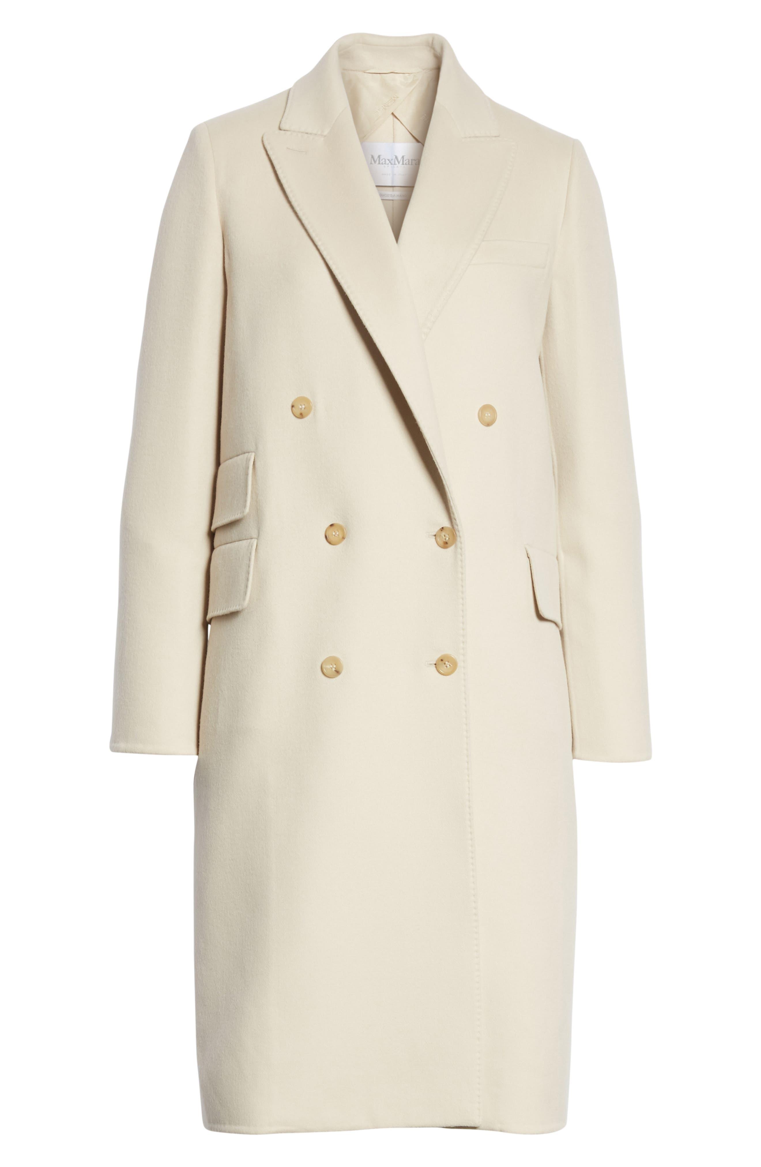 Armonia Wool & Cashmere Coat,                             Alternate thumbnail 5, color,                             906