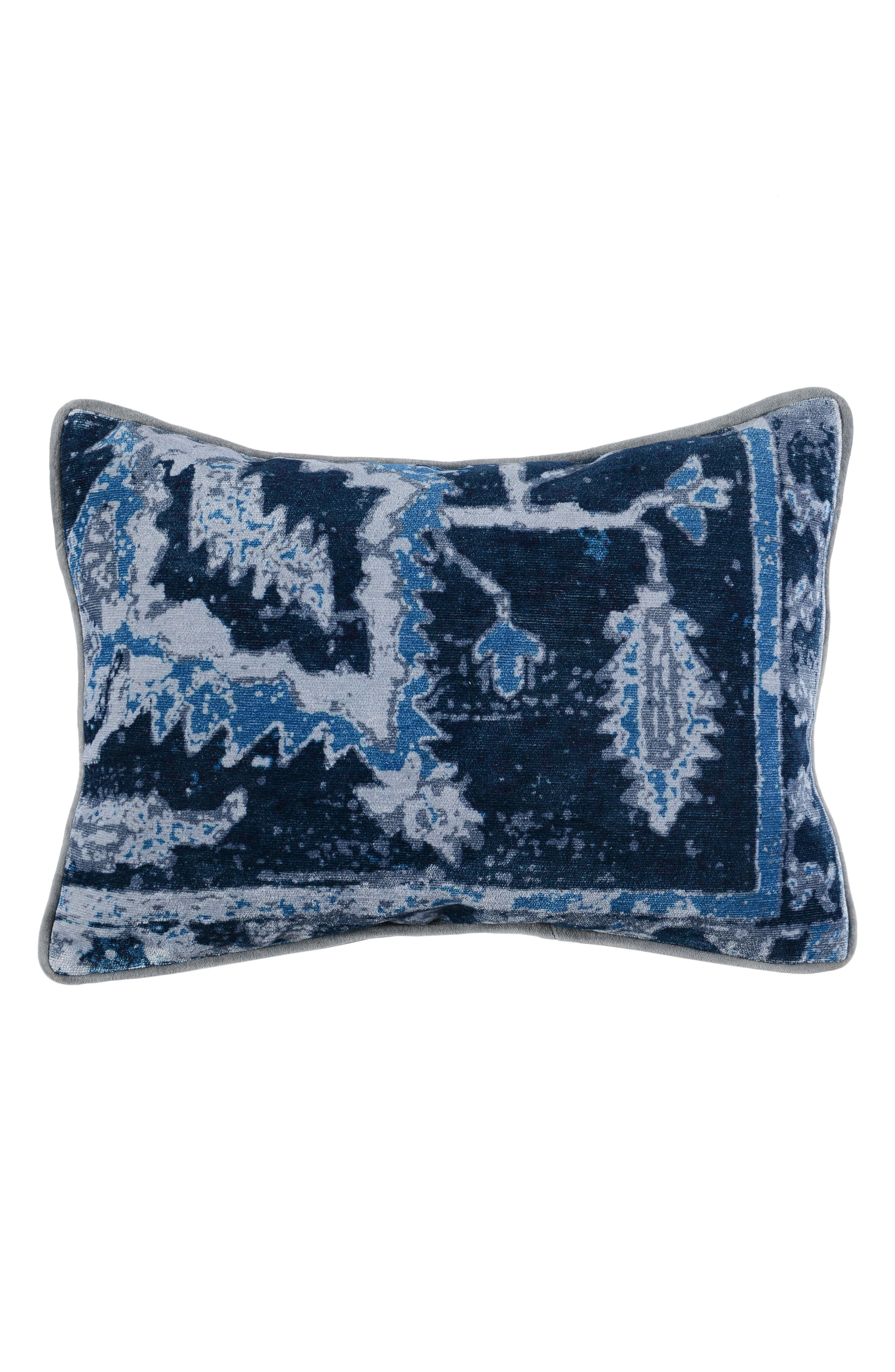 Stella Velvet Accent Pillow,                         Main,                         color, 400
