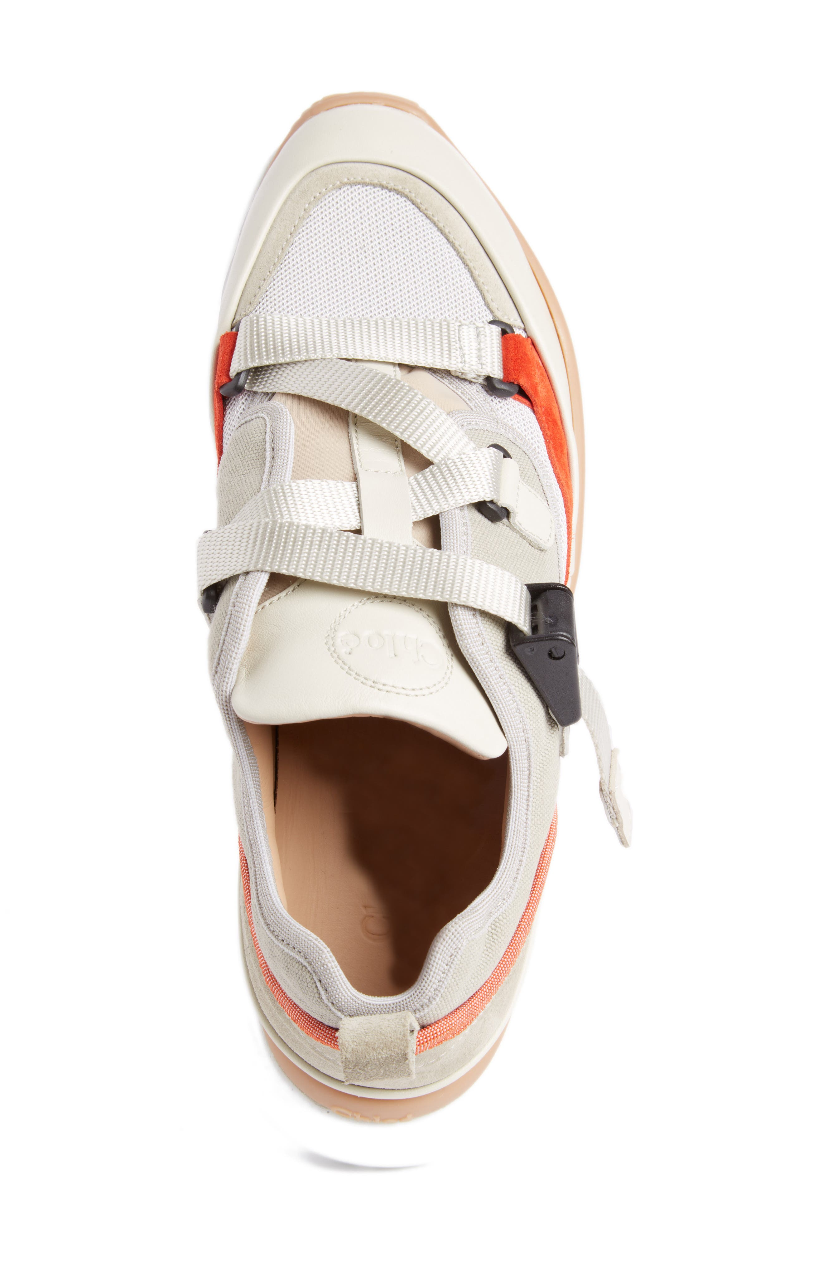 Sonnie Low Top Sneaker,                             Alternate thumbnail 3, color,                             LIGHT EUCALYPTUS