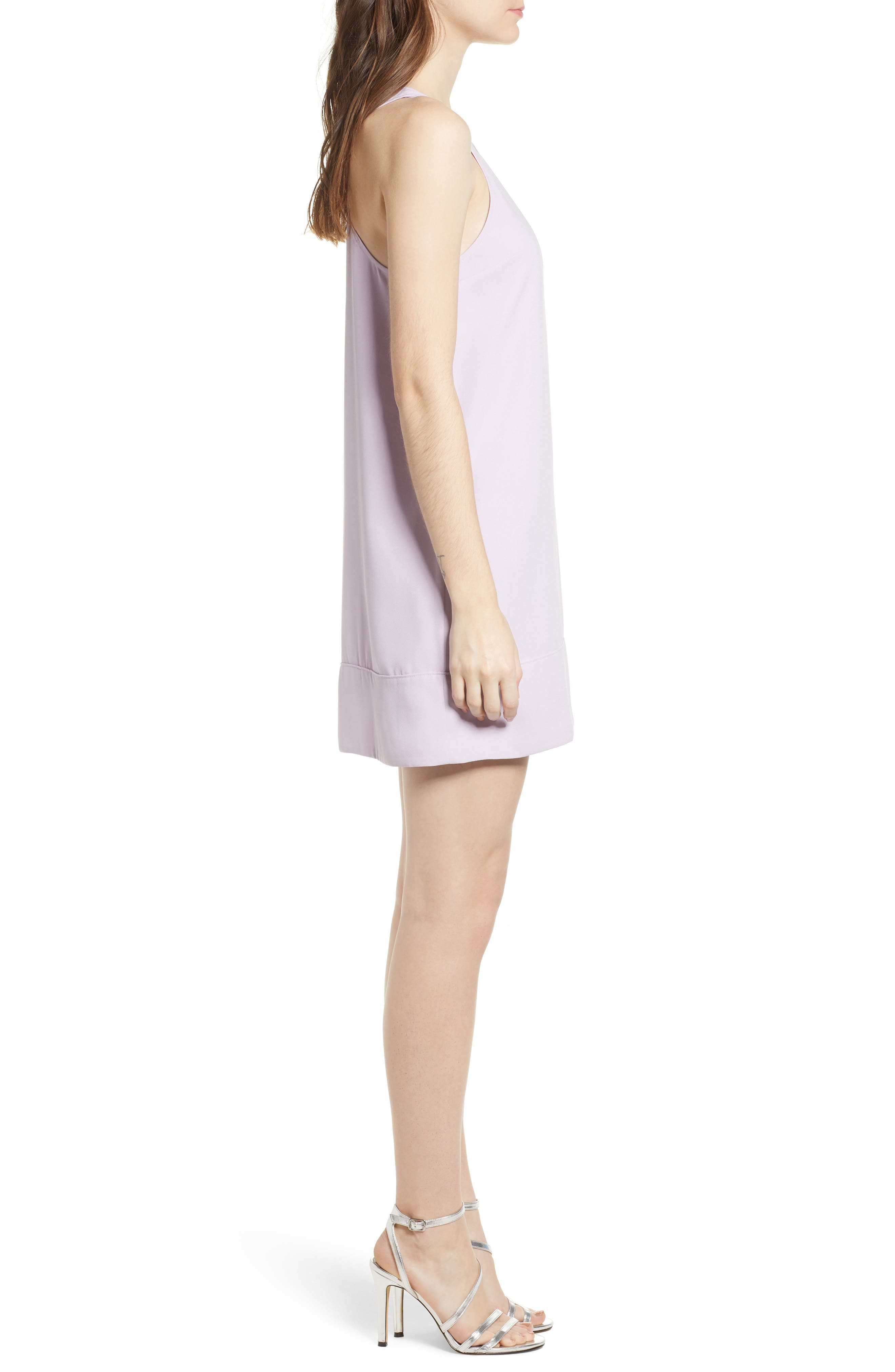 Racerback Shift Dress,                             Alternate thumbnail 98, color,