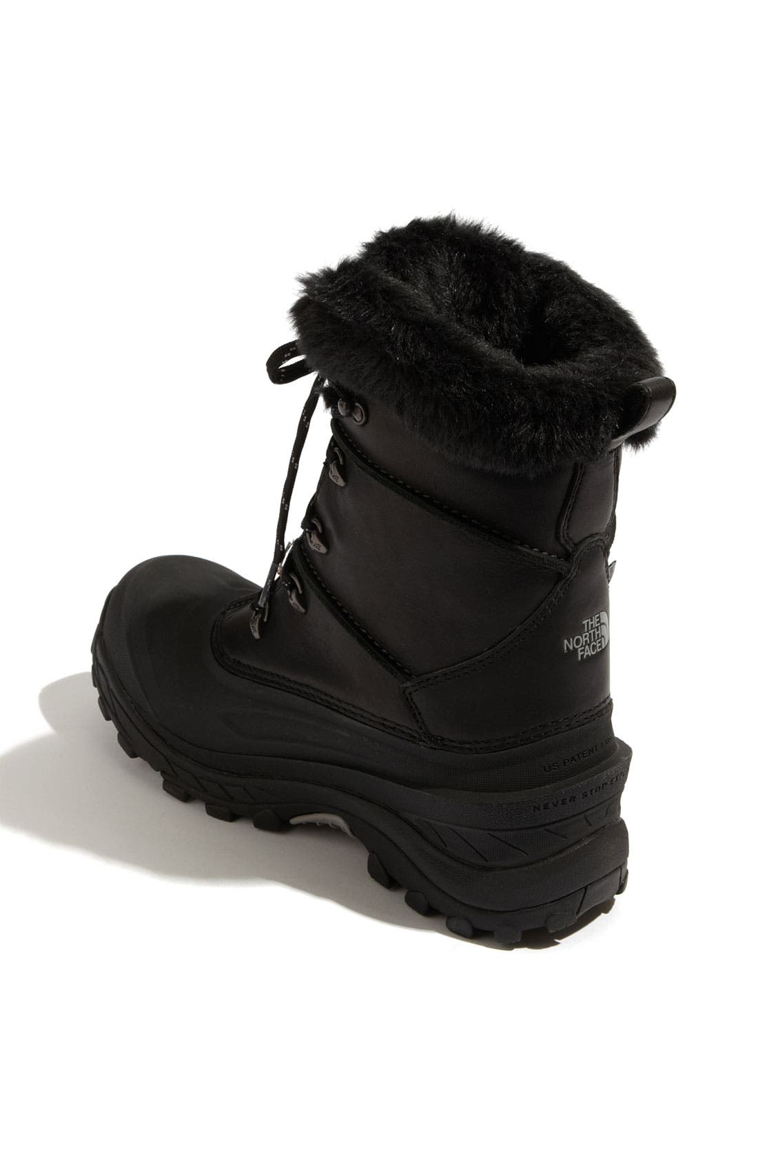 THE NORTH FACE,                             'McMurdo II' Boot,                             Alternate thumbnail 3, color,                             001
