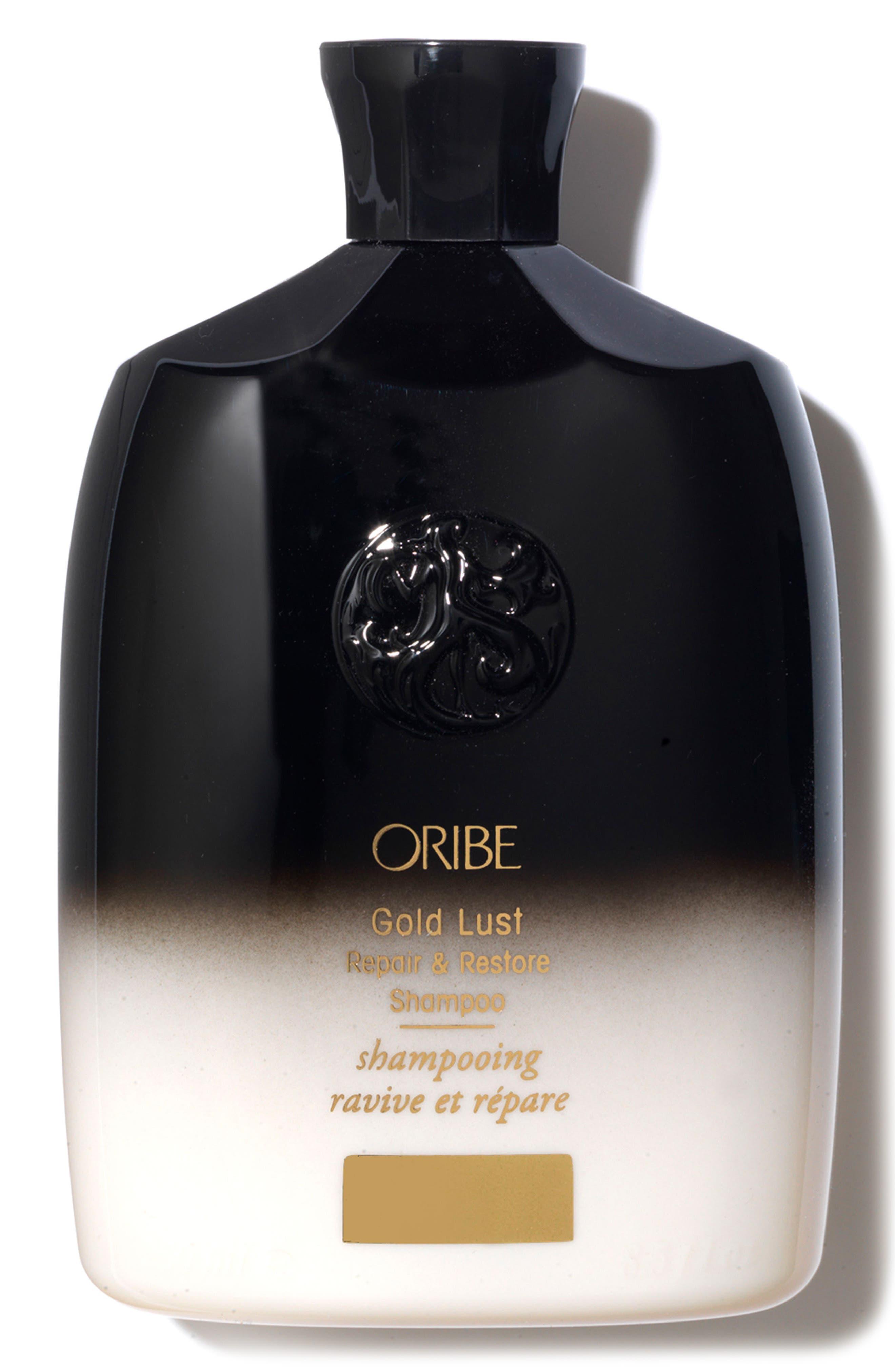 SPACE.NK.apothecary Oribe Gold Lust Repair & Restore Shampoo,                             Main thumbnail 1, color,                             NO COLOR