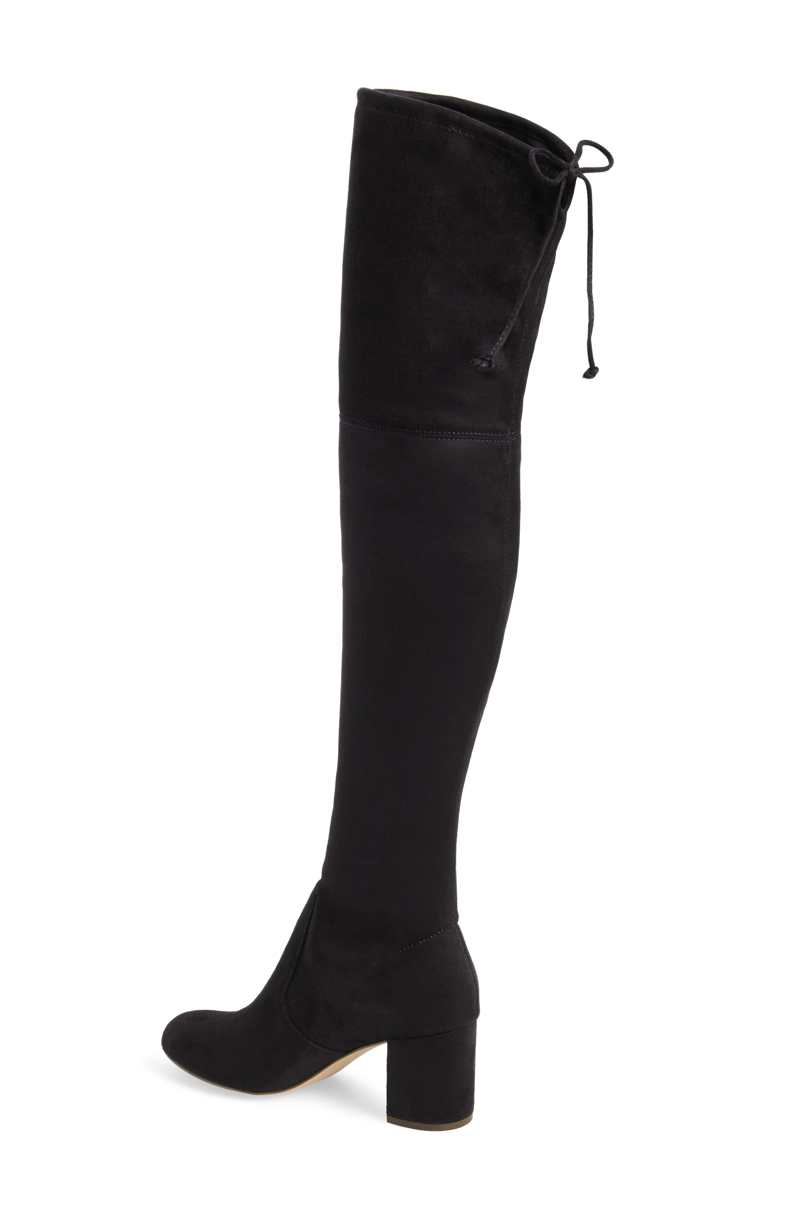 Owen Over the Knee Boot,                             Alternate thumbnail 2, color,                             001