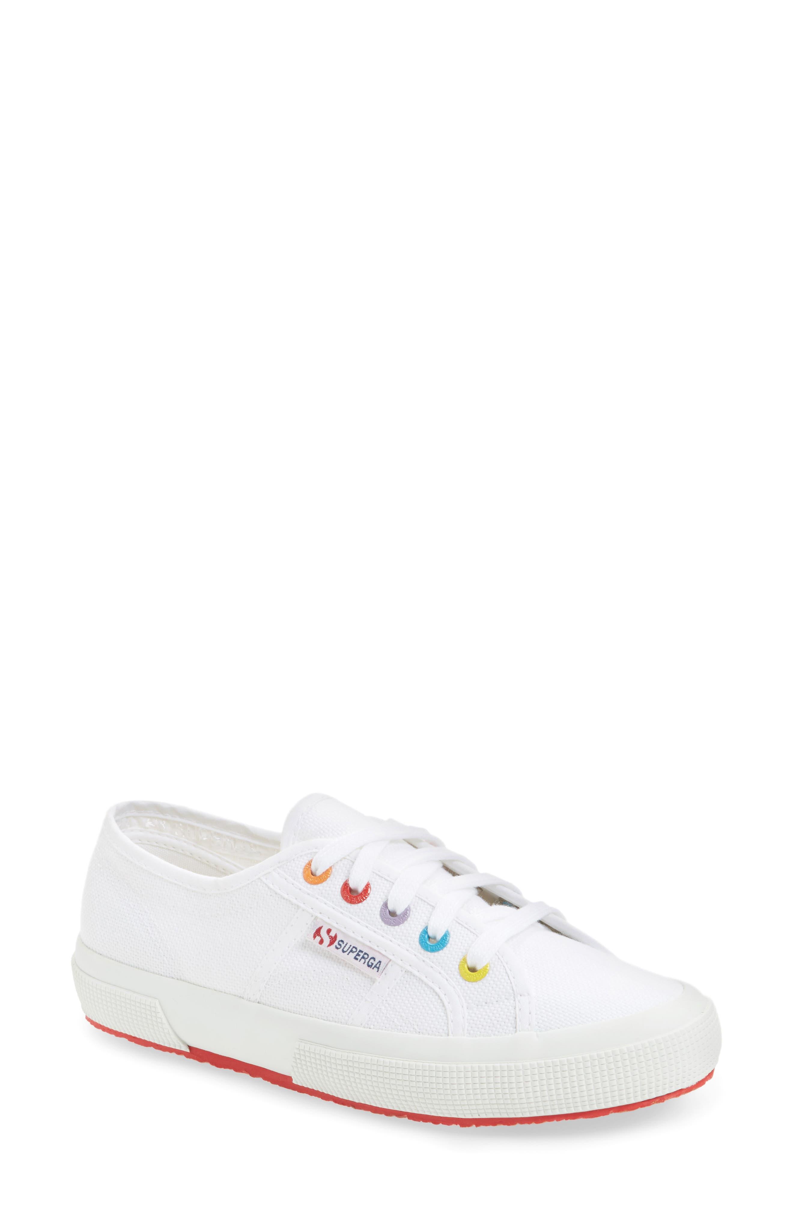 2750 Rainbow Sneaker,                             Main thumbnail 2, color,