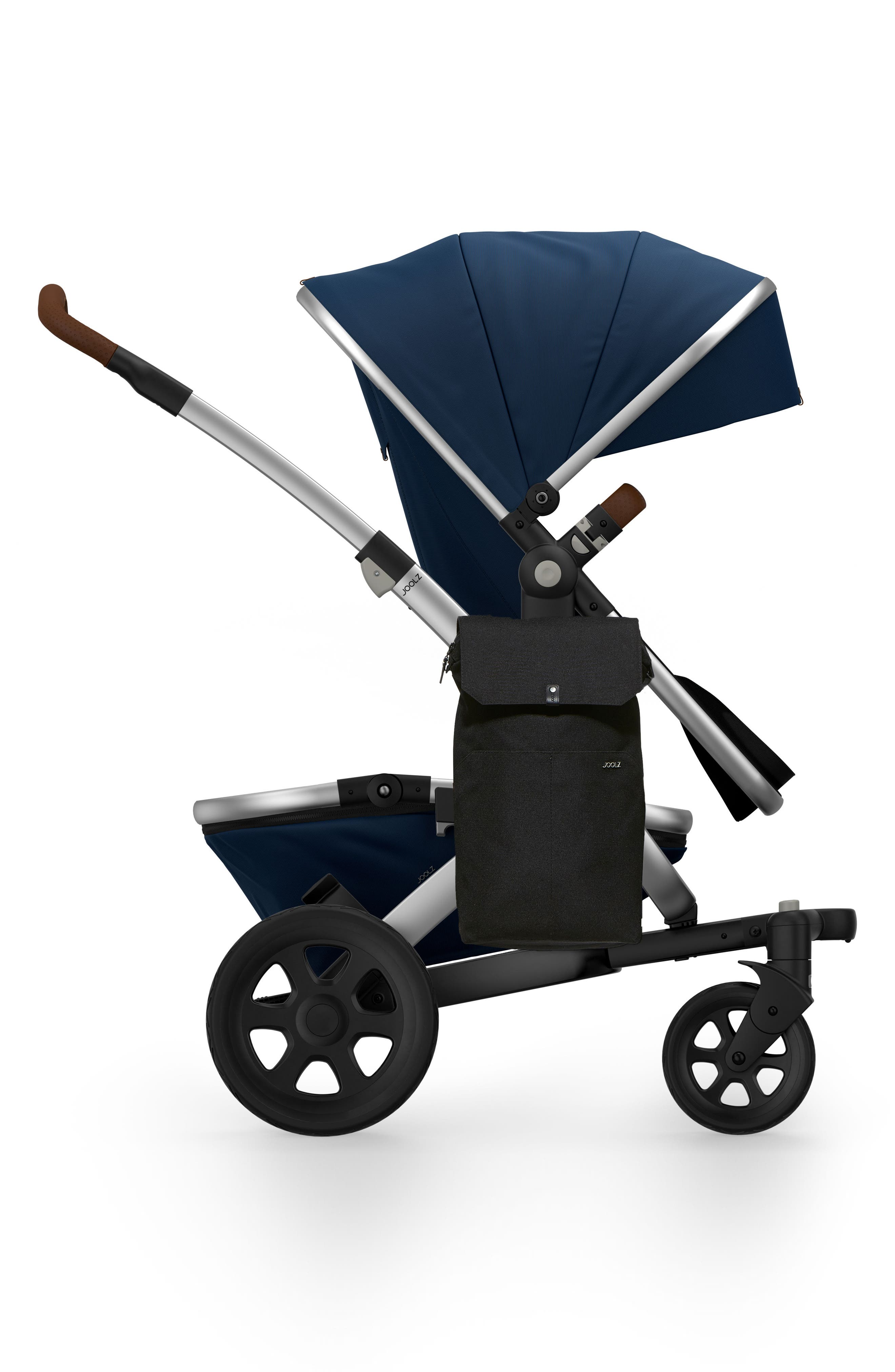 Geo2 Stroller Side Pack Attachment,                             Main thumbnail 1, color,                             BLACK
