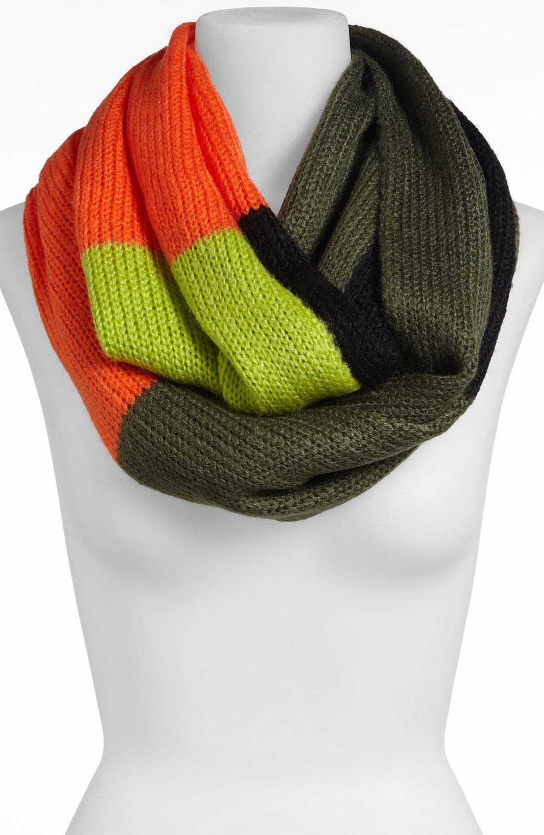 'Block Party' Infinity Scarf,                             Main thumbnail 3, color,