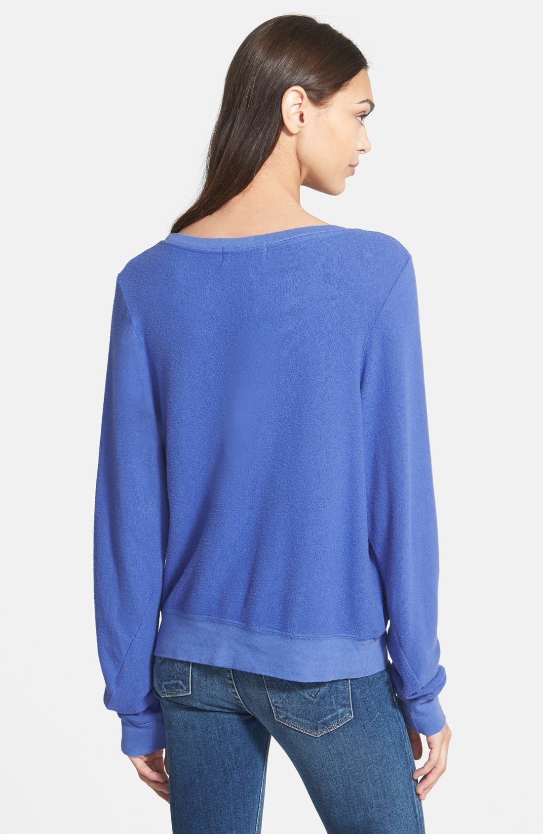 'Baggy Beach Jumper' Pullover,                             Alternate thumbnail 74, color,
