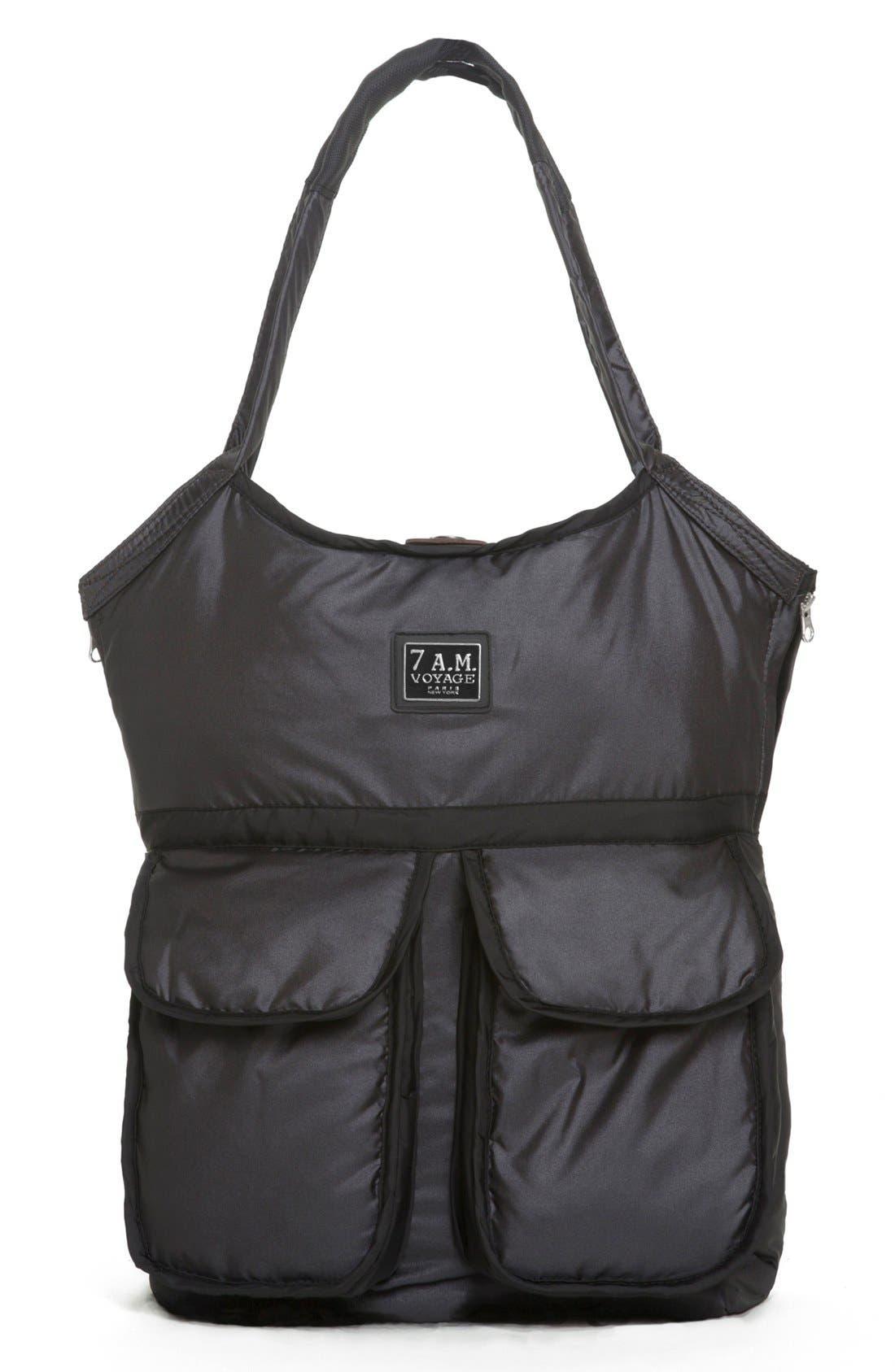 'Barcelona' Diaper Bag,                         Main,                         color,