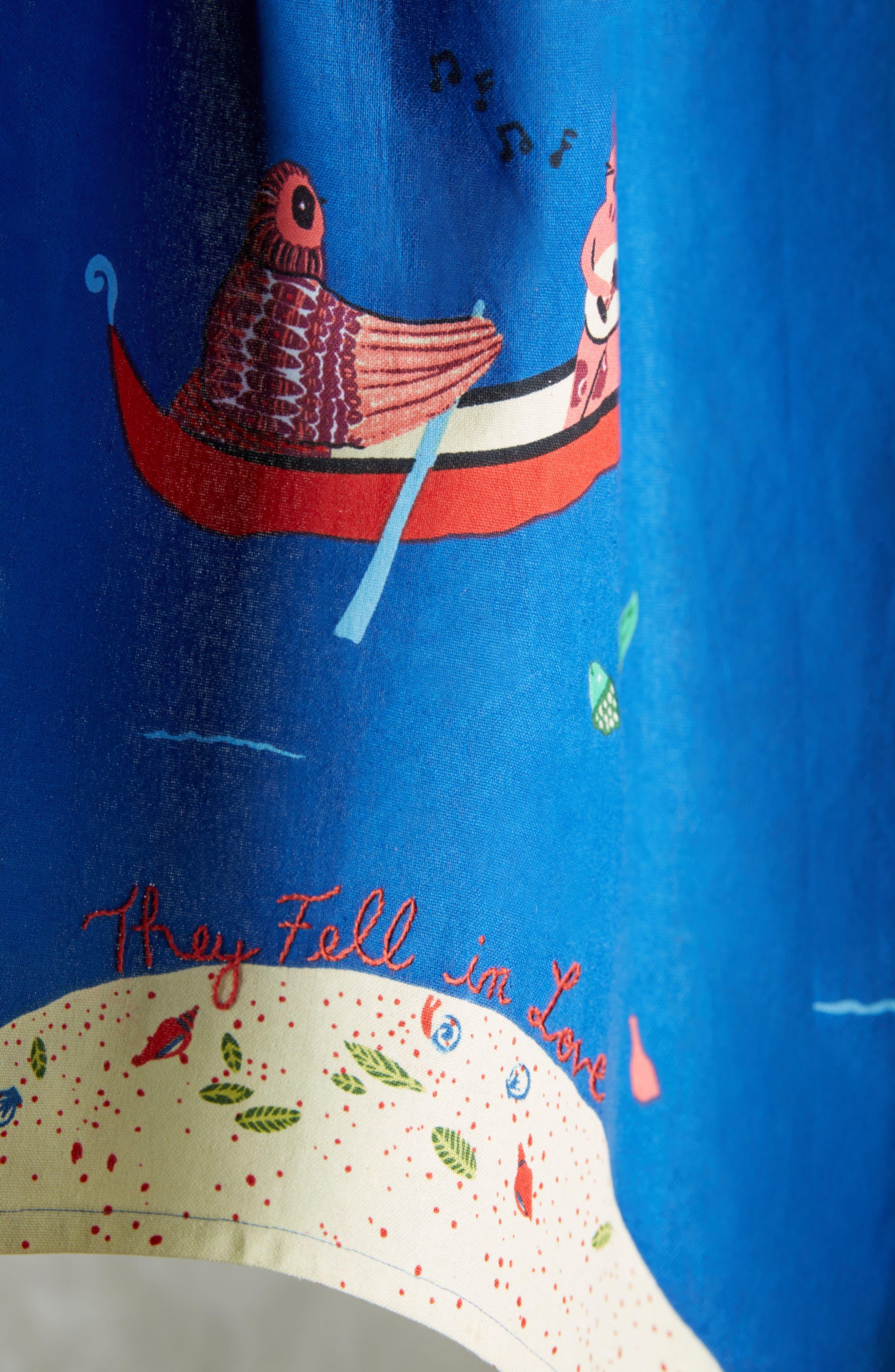 Fairy Tale Set of 3 Tea Towels,                             Alternate thumbnail 2, color,                             400