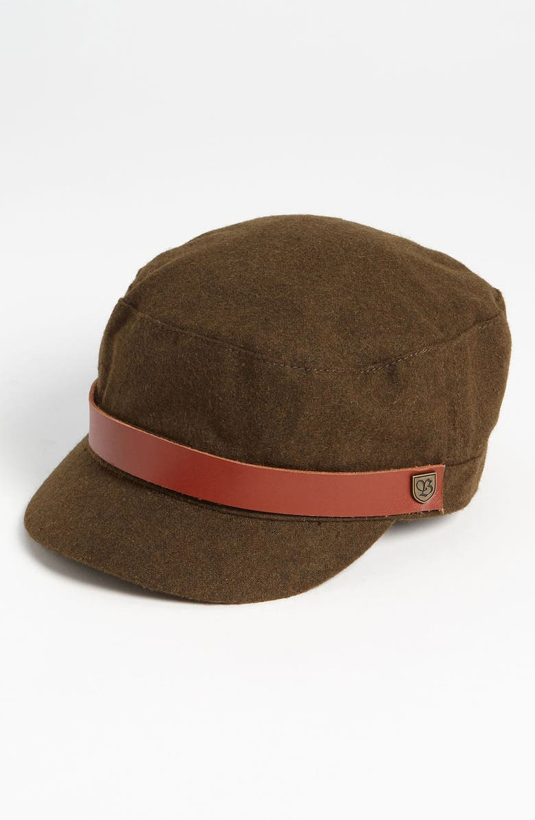 Brixton  Busker  Military Cap  212e5ffeed5