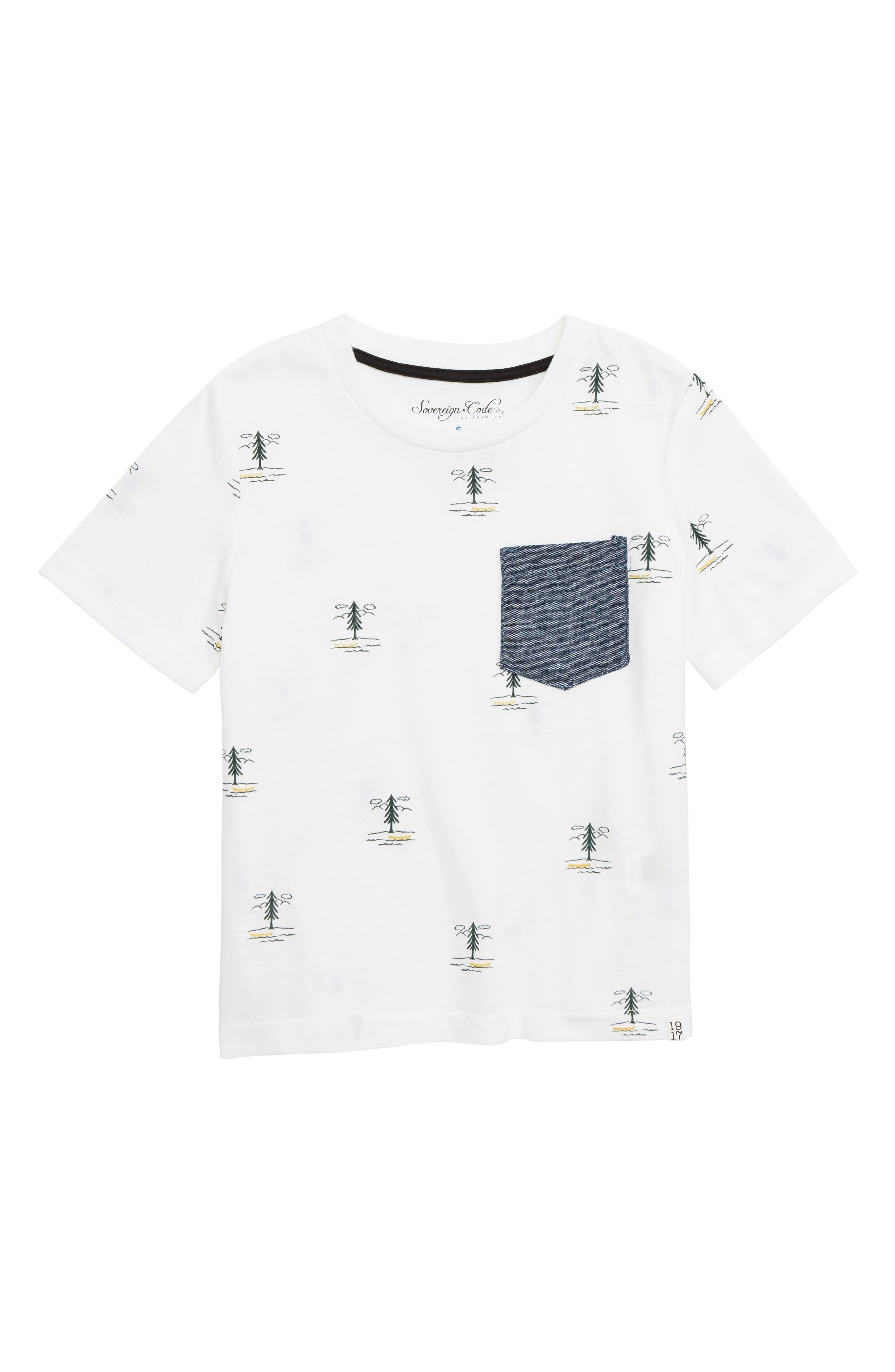 Historic T-Shirt,                         Main,                         color, LITTLE PINE