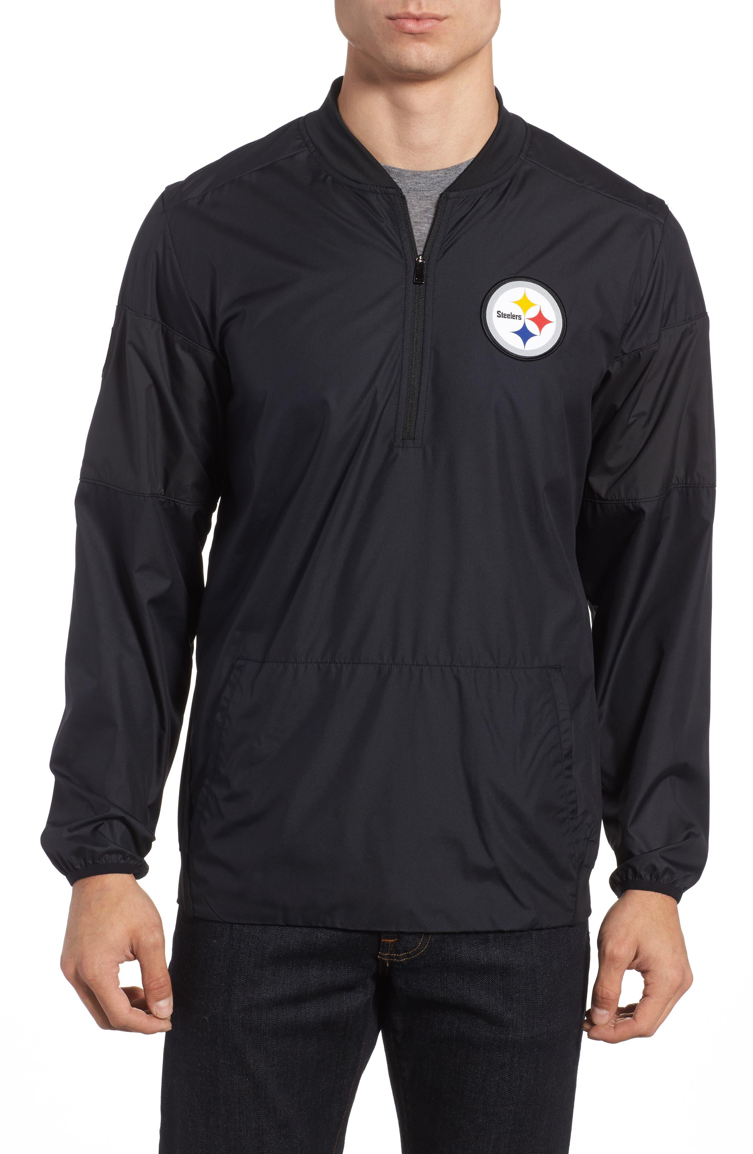 Lockdown NFL Pullover Jacket,                             Main thumbnail 2, color,