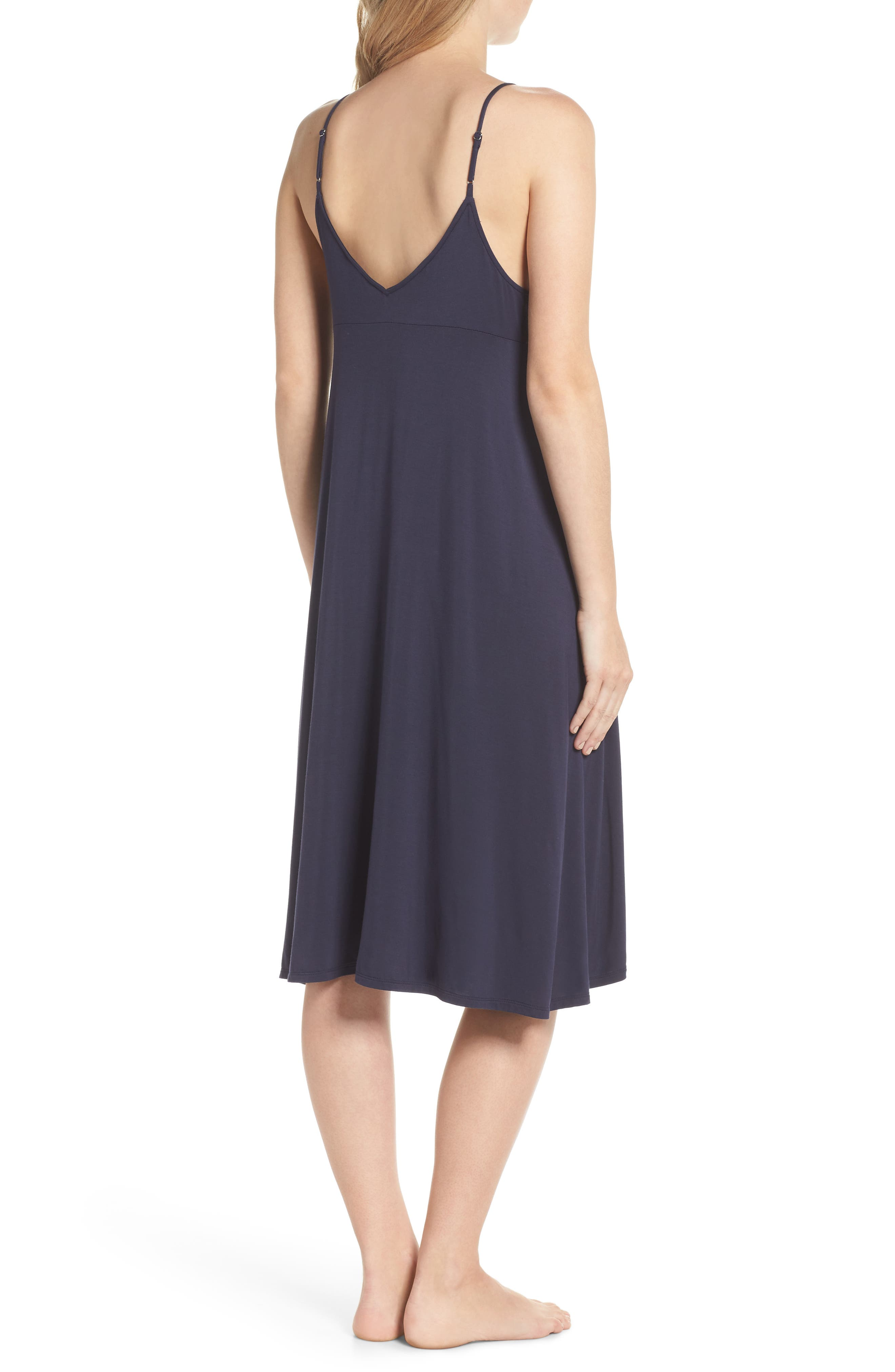 Feathers Essential Nightgown,                             Alternate thumbnail 2, color,                             403
