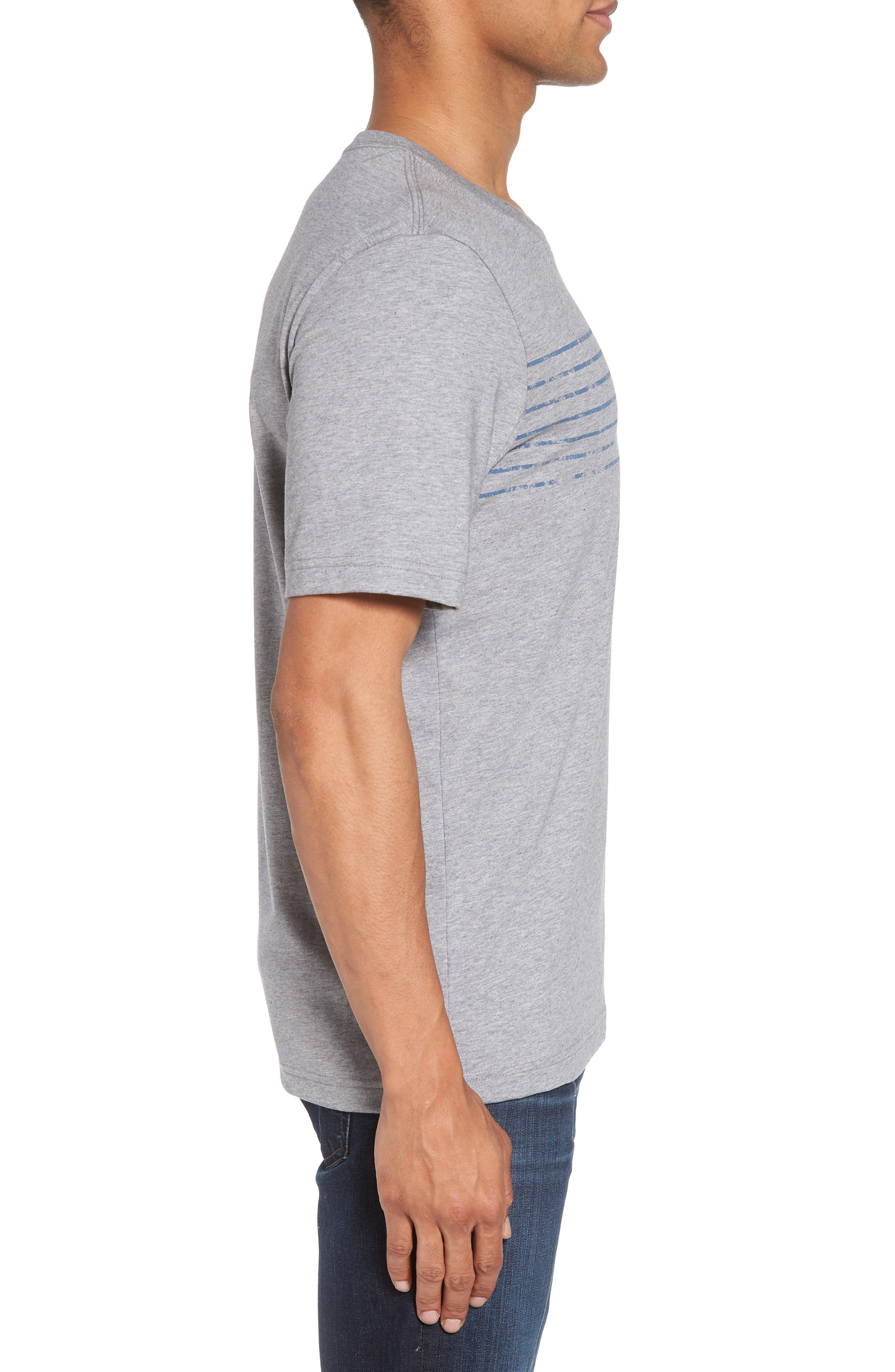 Bogue Pocket T-Shirt,                             Alternate thumbnail 3, color,                             020