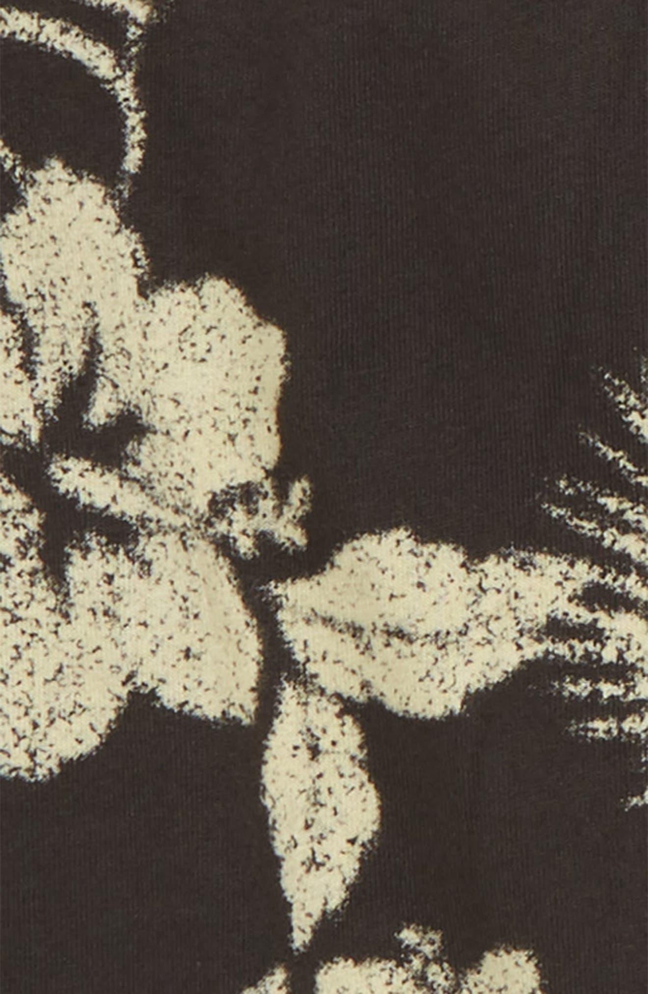 Fleur de Camo Sweatpants,                             Alternate thumbnail 2, color,                             011