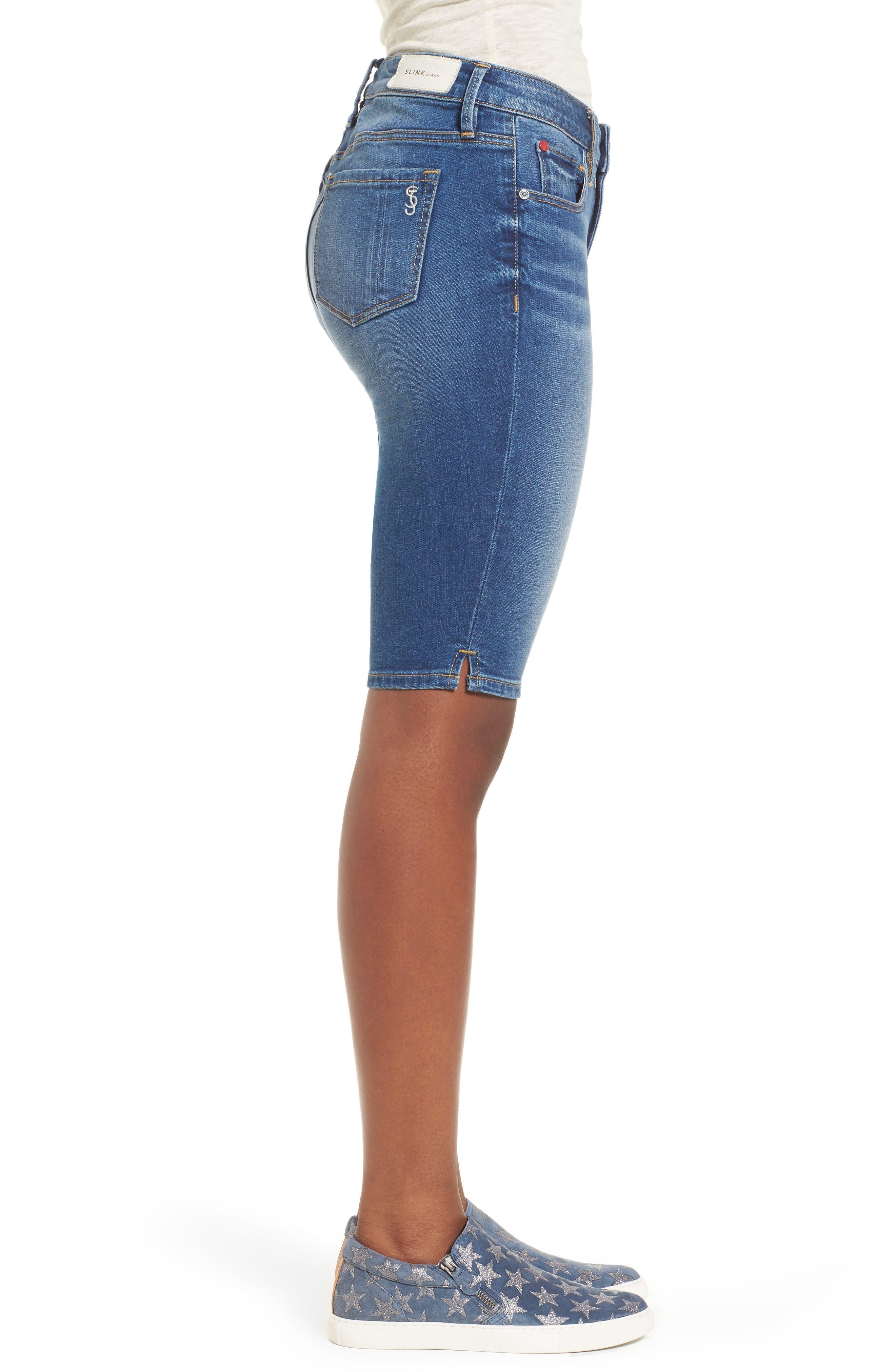 Bermuda Shorts,                             Alternate thumbnail 3, color,                             BIRDY