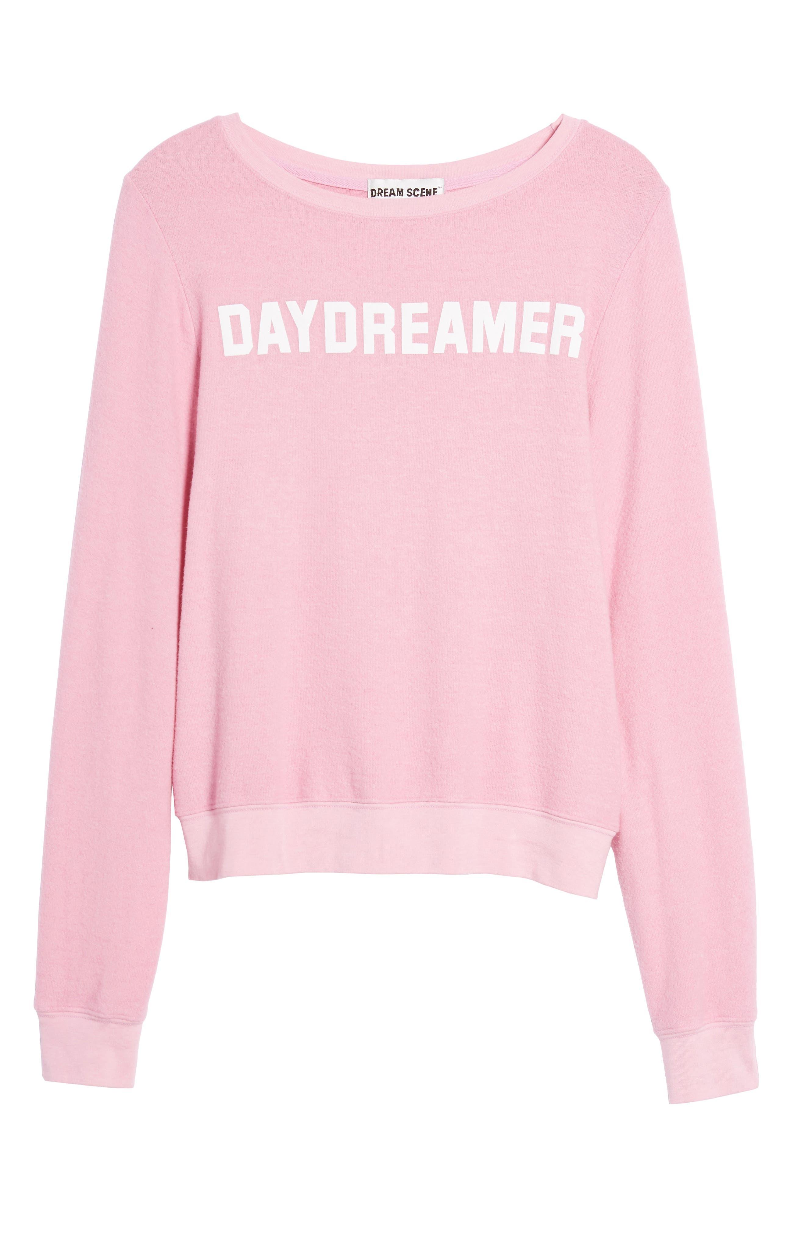 Daydreamer Sweatshirt,                             Alternate thumbnail 6, color,                             650