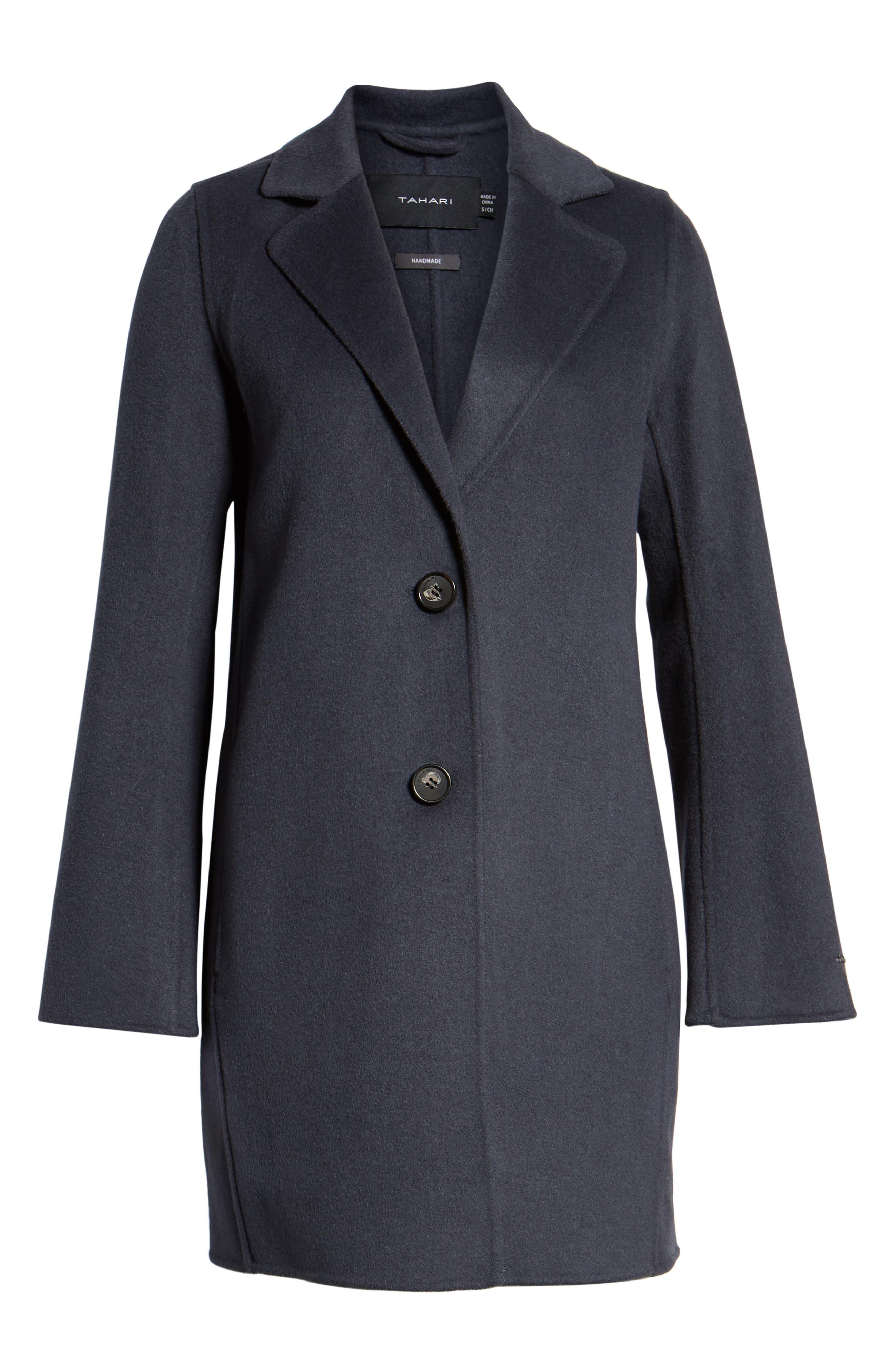 Jayden Bell Sleeve Jacket,                             Alternate thumbnail 6, color,                             SEA GREY