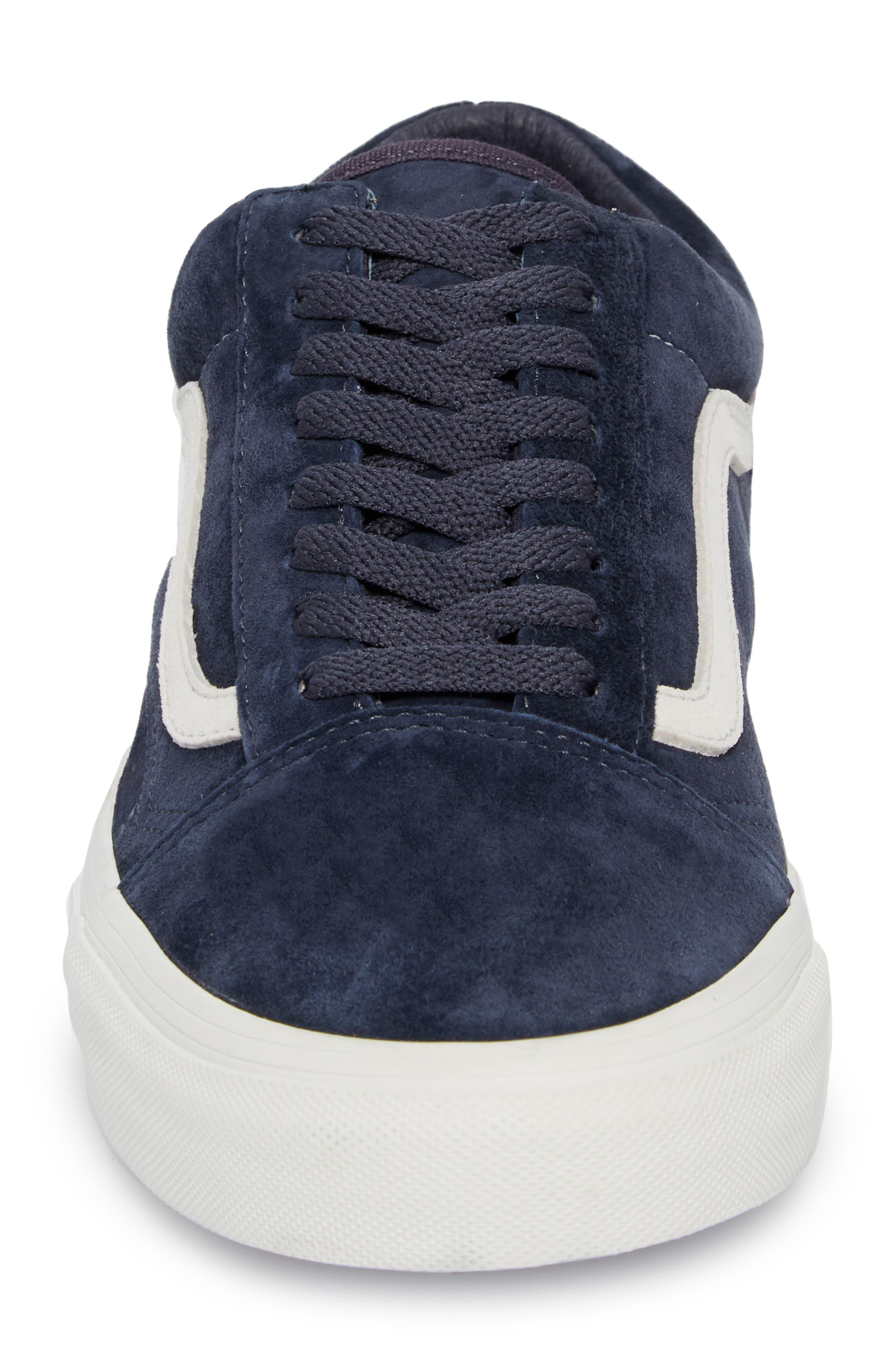 Suede Old Skool Sneaker,                             Alternate thumbnail 8, color,