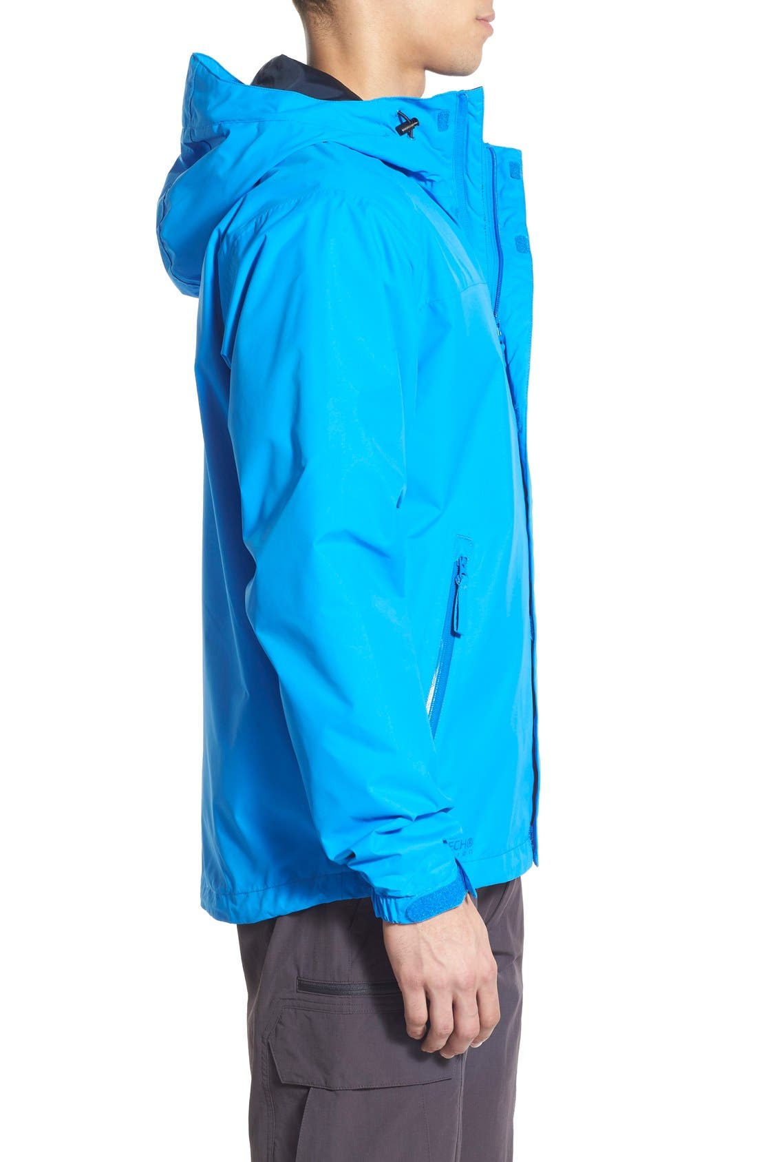 'Vancouver' Packable Rain Jacket,                             Alternate thumbnail 16, color,