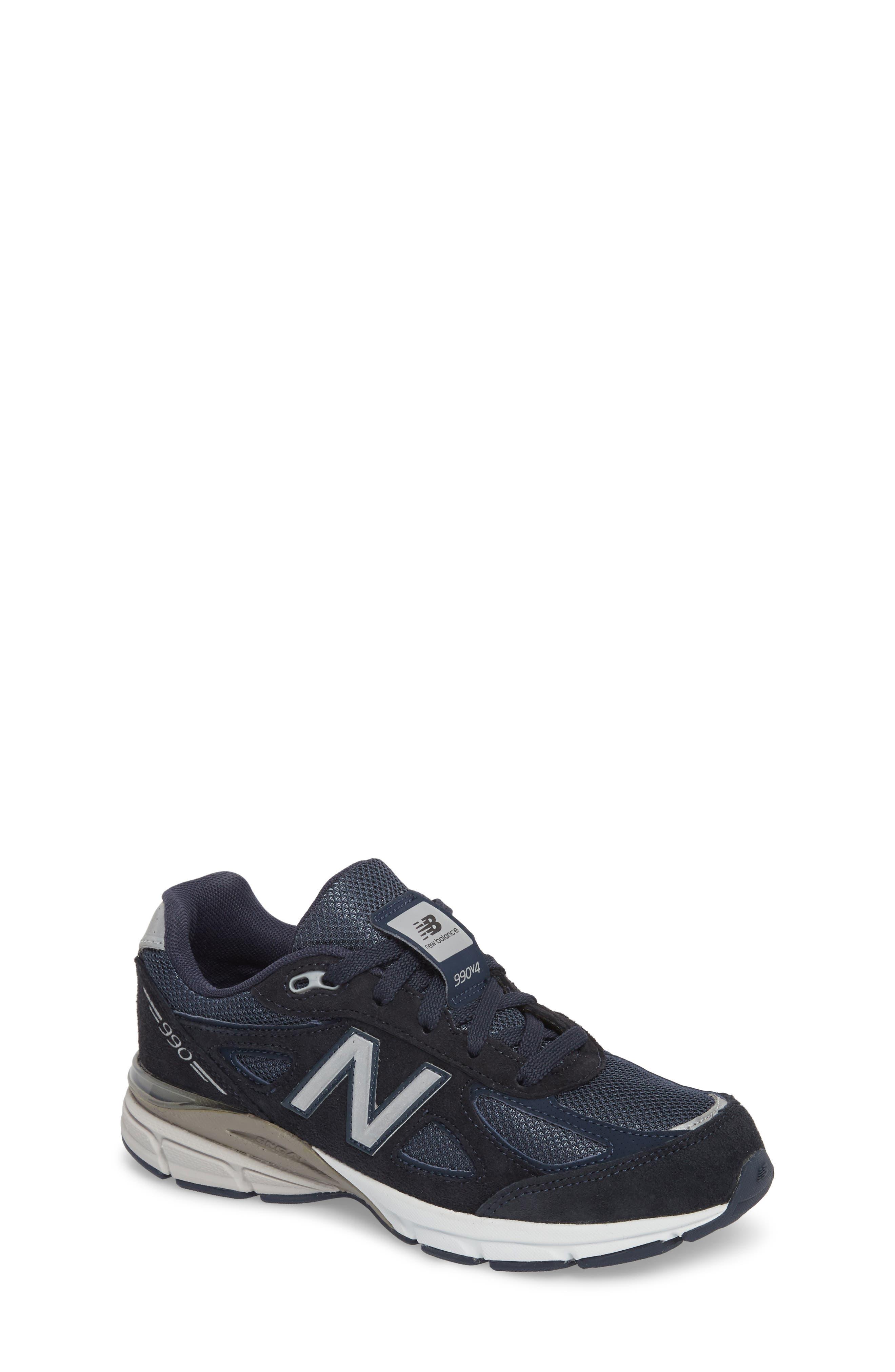 990v4 Sneaker,                             Main thumbnail 1, color,