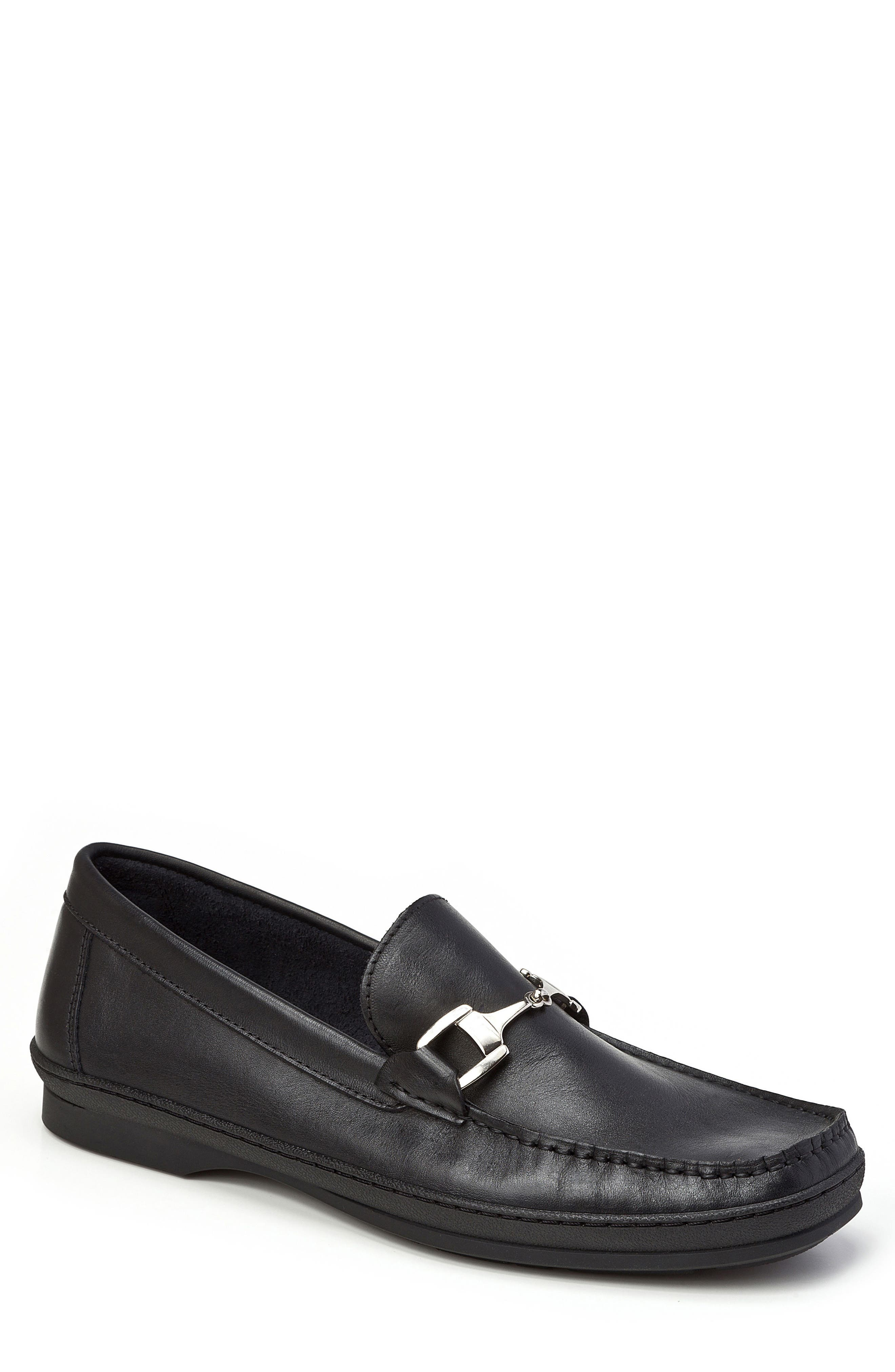 Navarro Bit Loafer,                         Main,                         color, 001