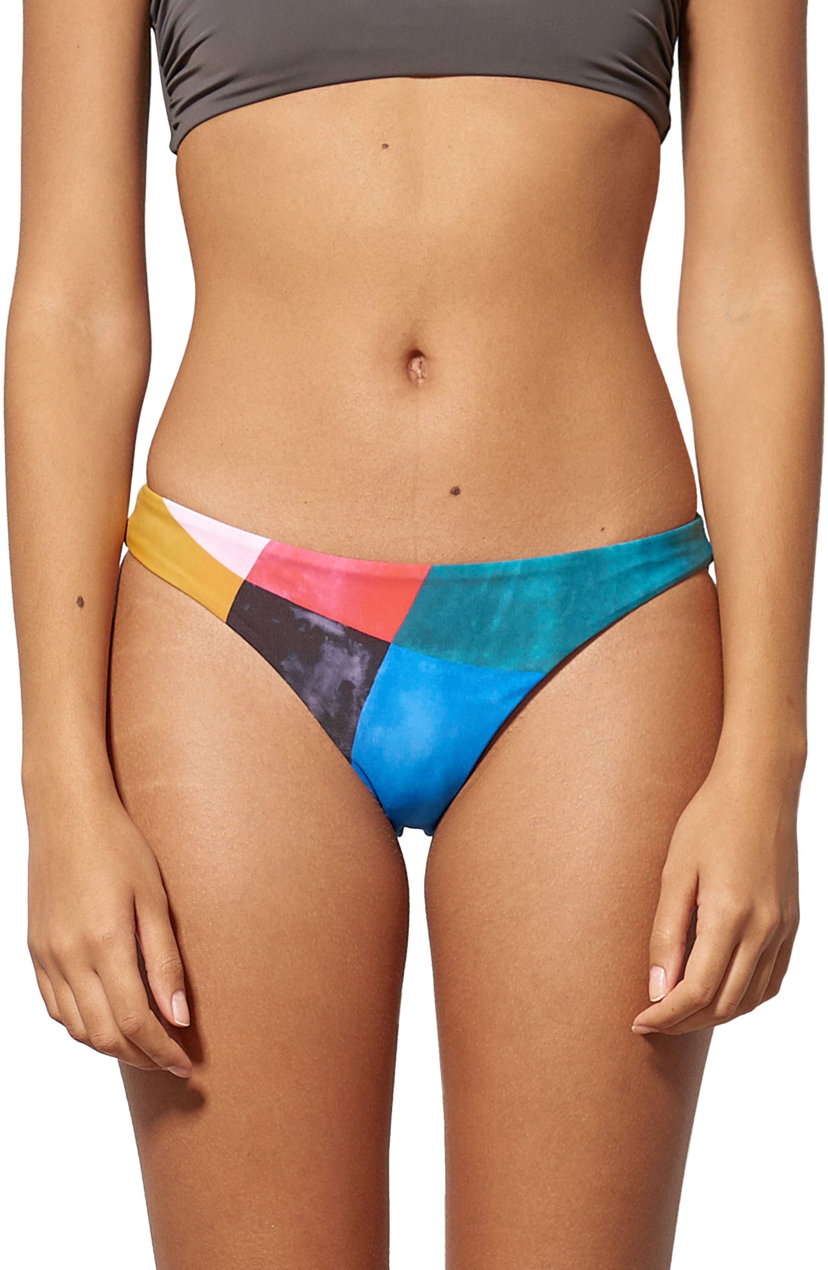 Kay Low Rise Bikini Bottoms,                         Main,                         color,