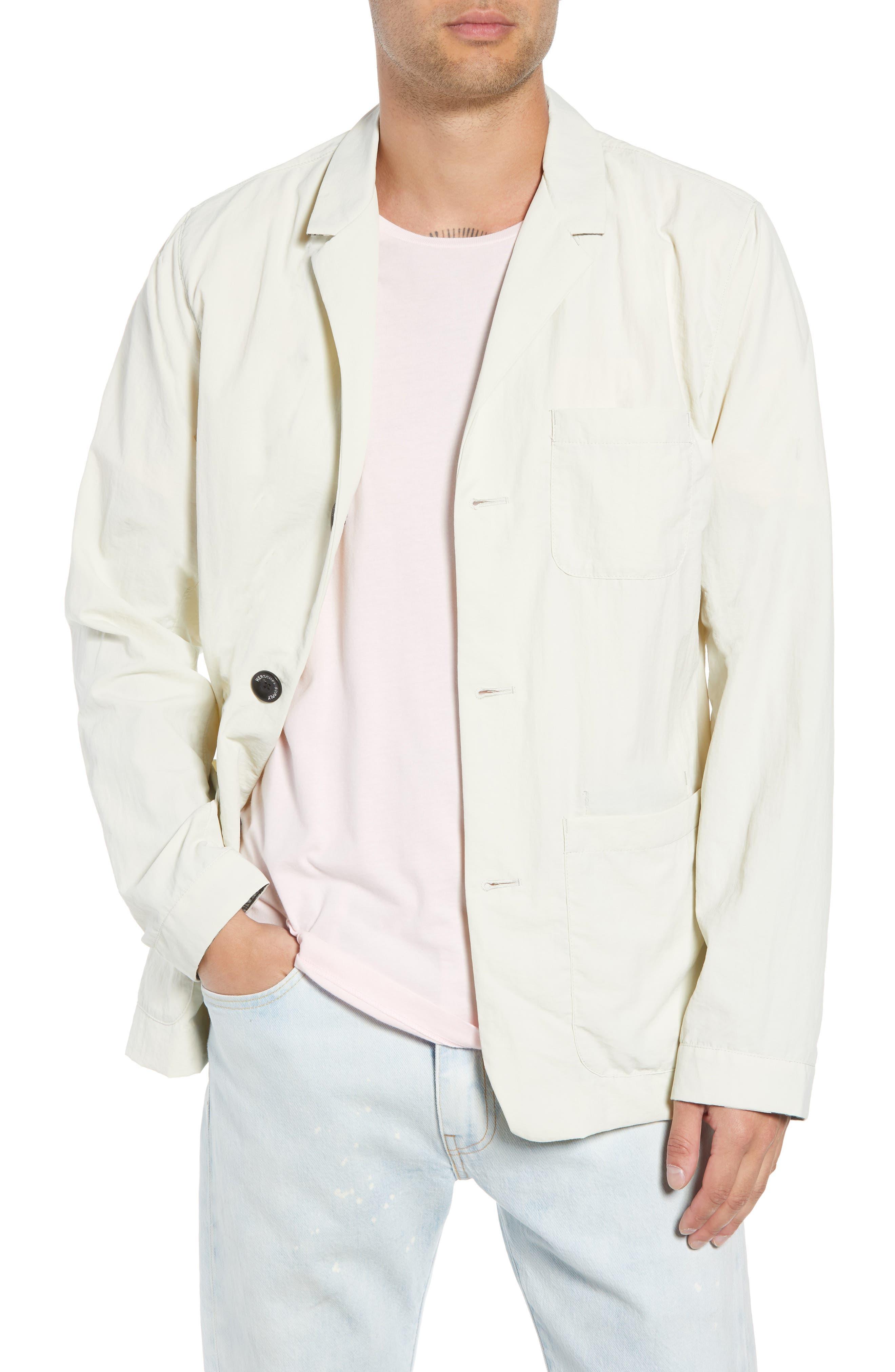 Wrinkled Chore Jacket,                             Main thumbnail 1, color,                             062