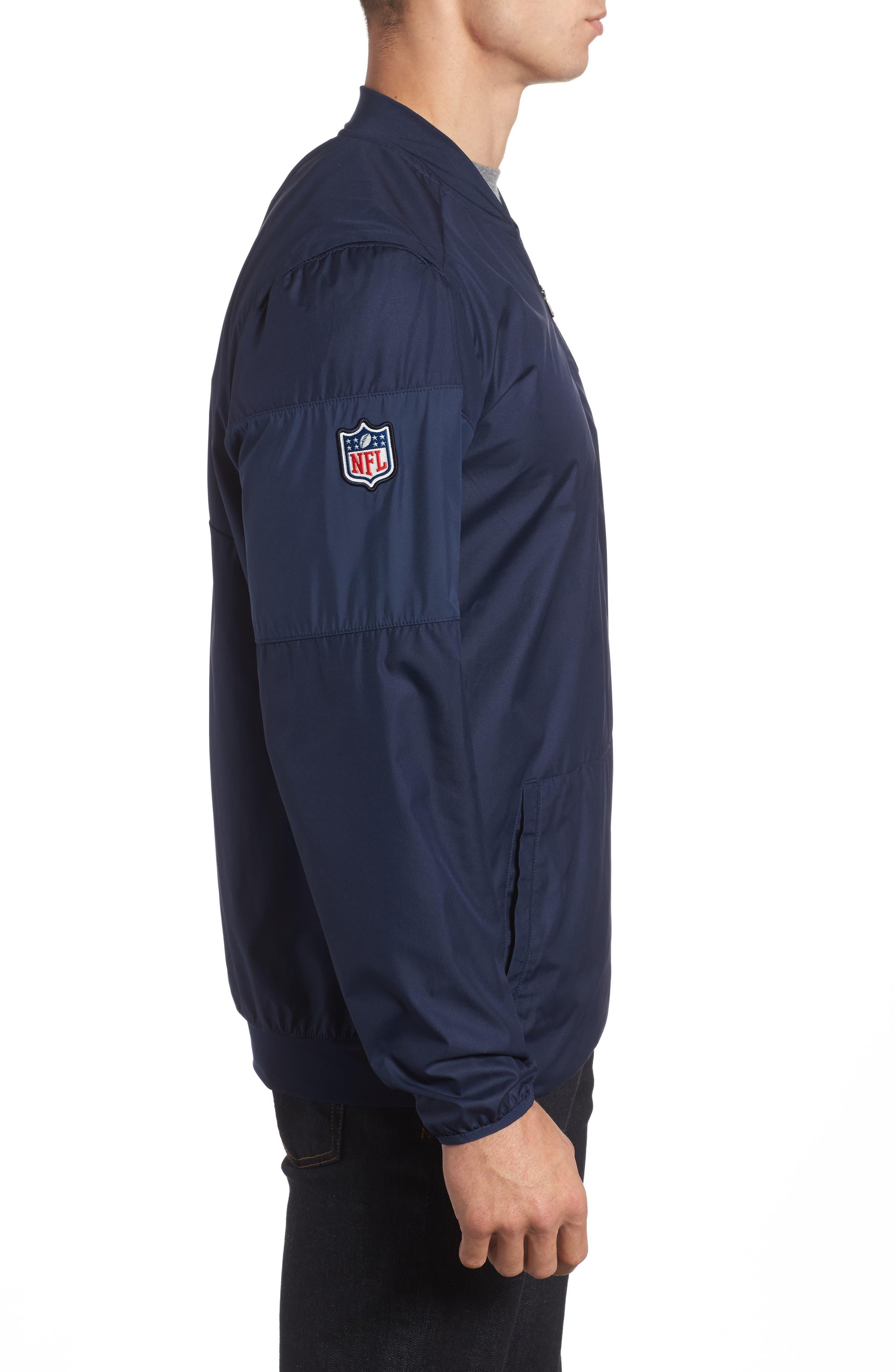 Lockdown NFL Pullover Jacket,                             Alternate thumbnail 14, color,